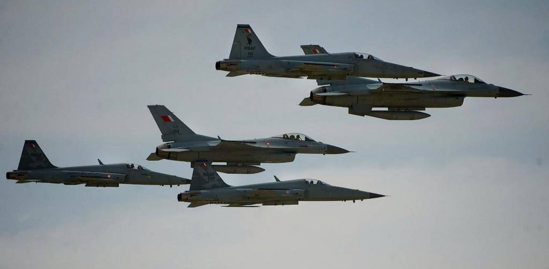 The first modernized Taiwanese fighter F-16V
