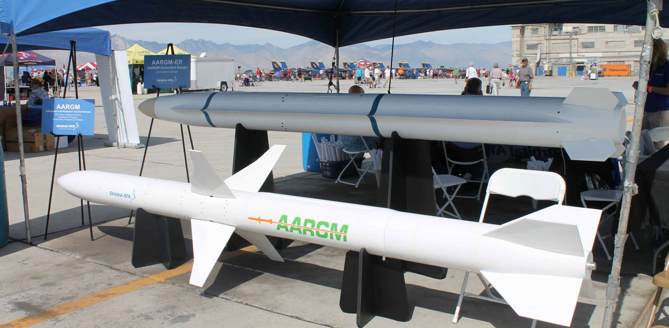 Advanced Anti-Radiation Guided Missile