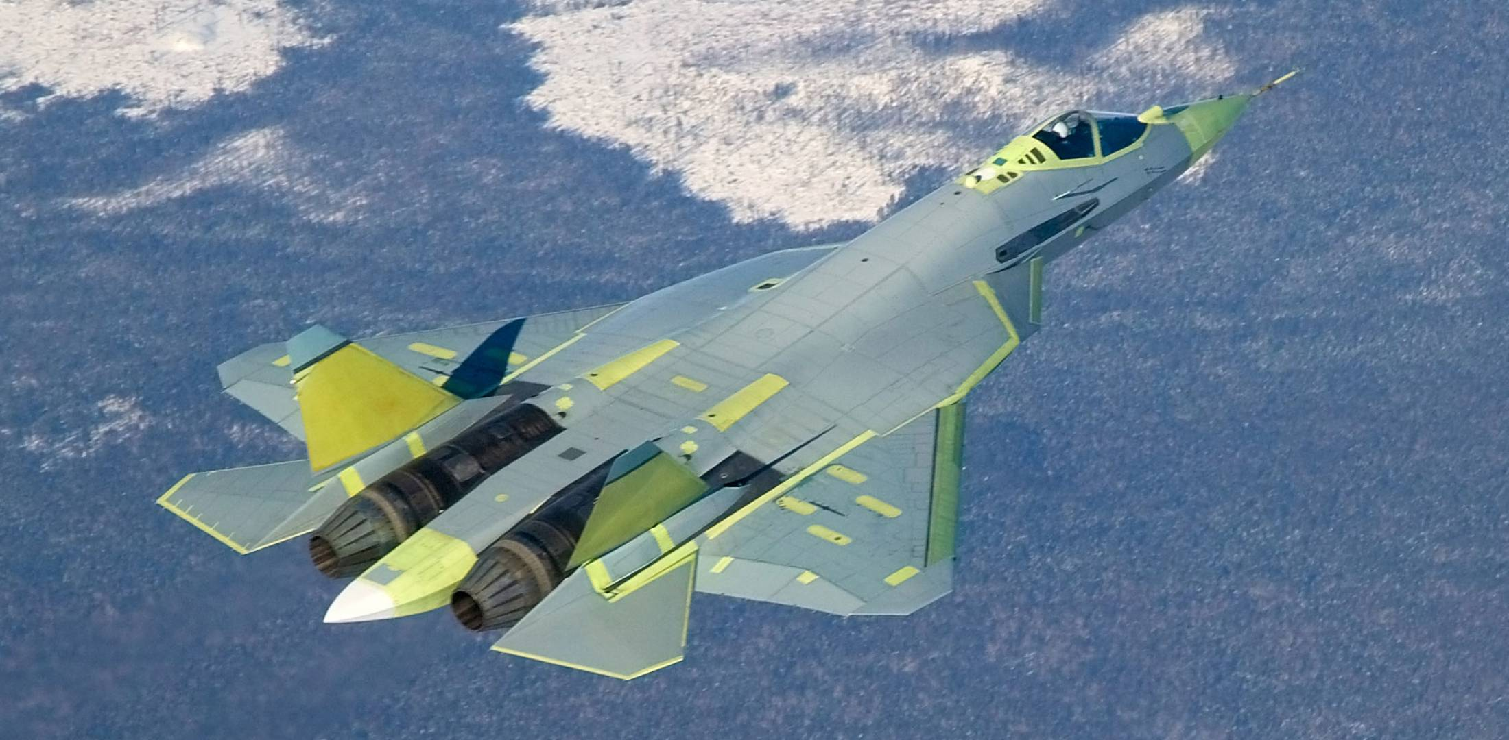 India Could Have Doubts About Russian Fifth-gen Fighter Buy