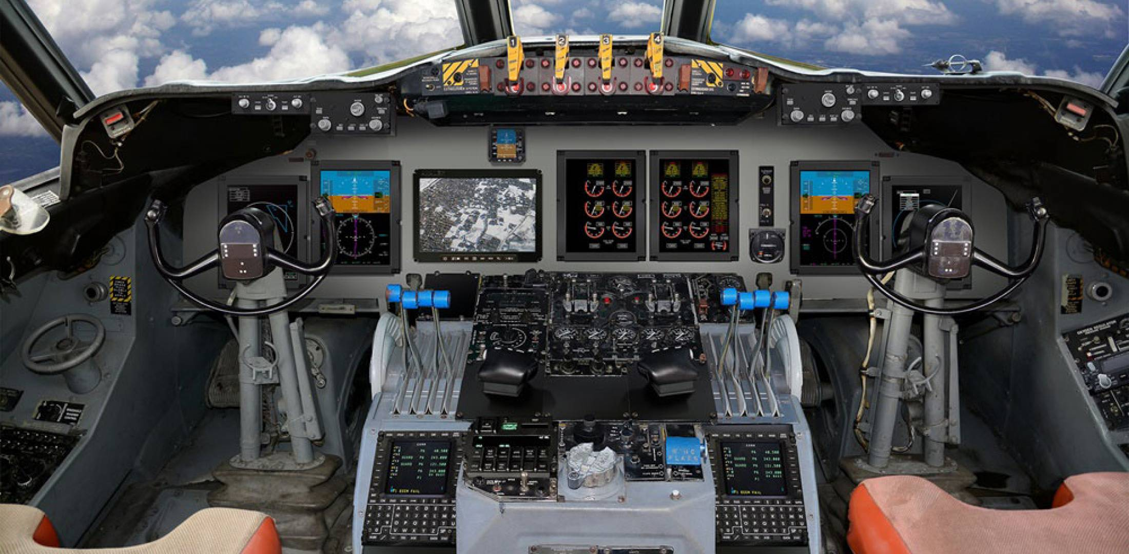 rockwell collins updating hellenic p 3 cockpits defense news