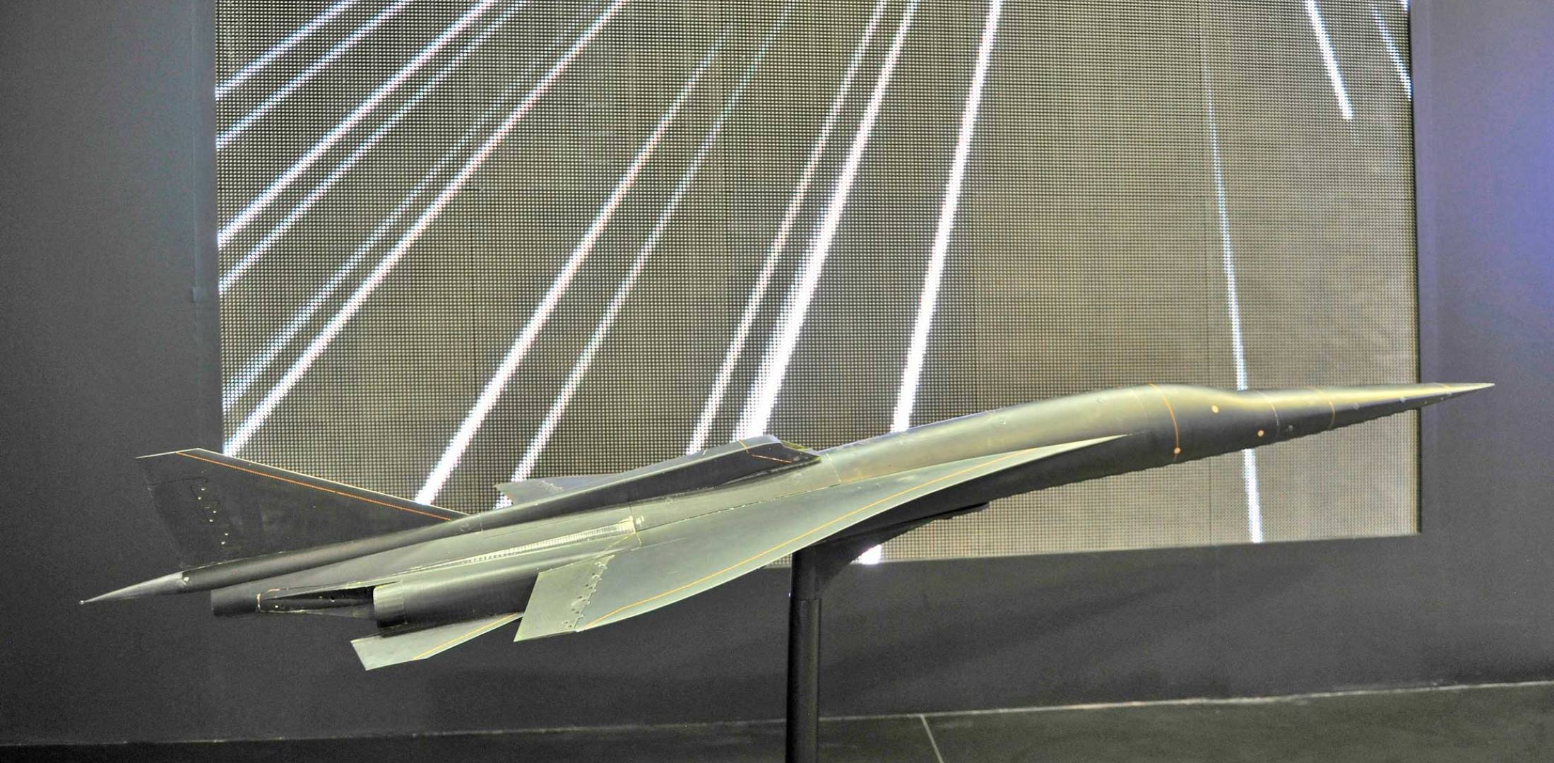 Boom Supersonic Mach 2.2 aircraft