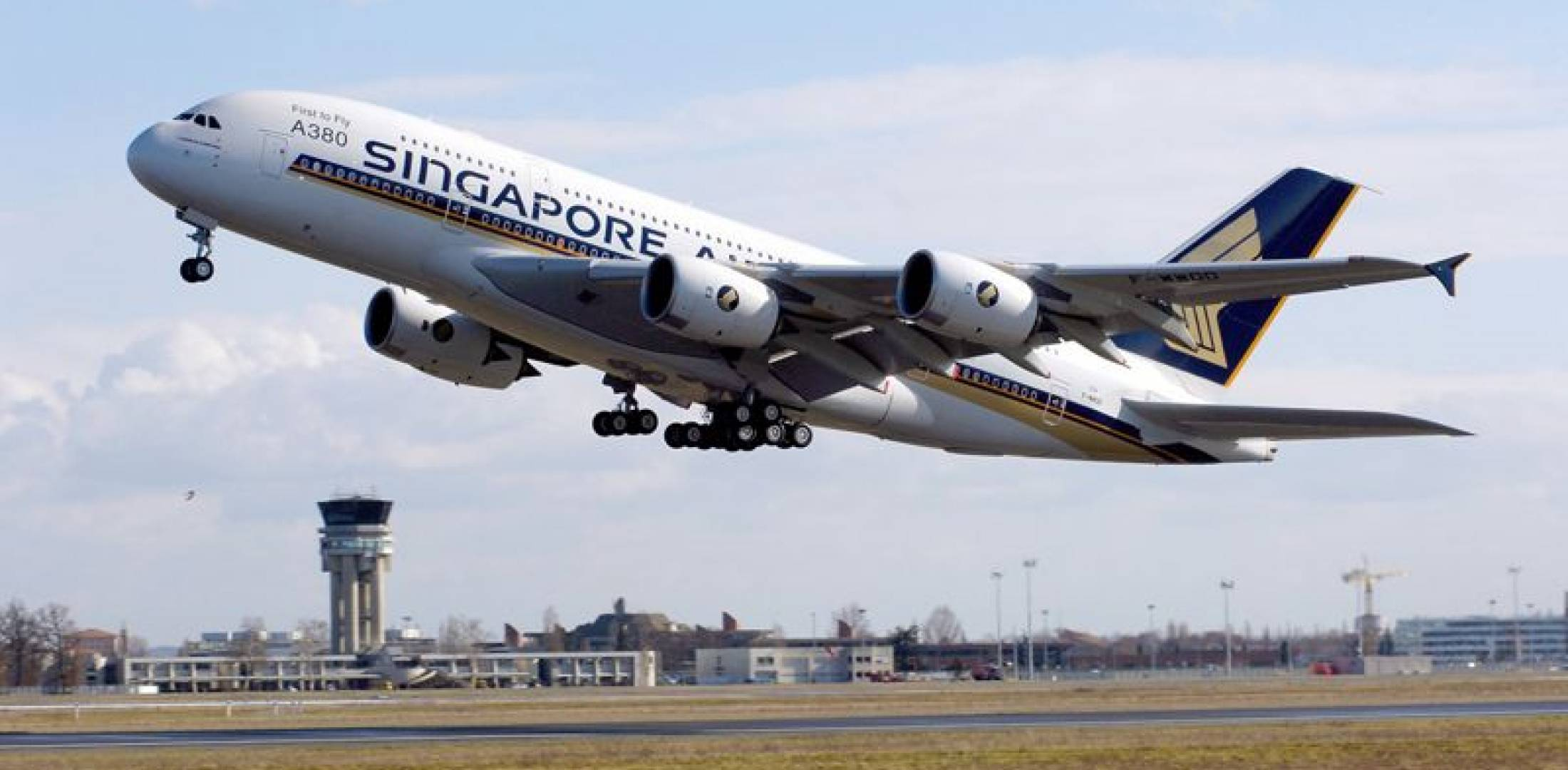 Some Of Singapore Airlines A380s Have Operated For More Than A Decade.  (Photo: Airbus)