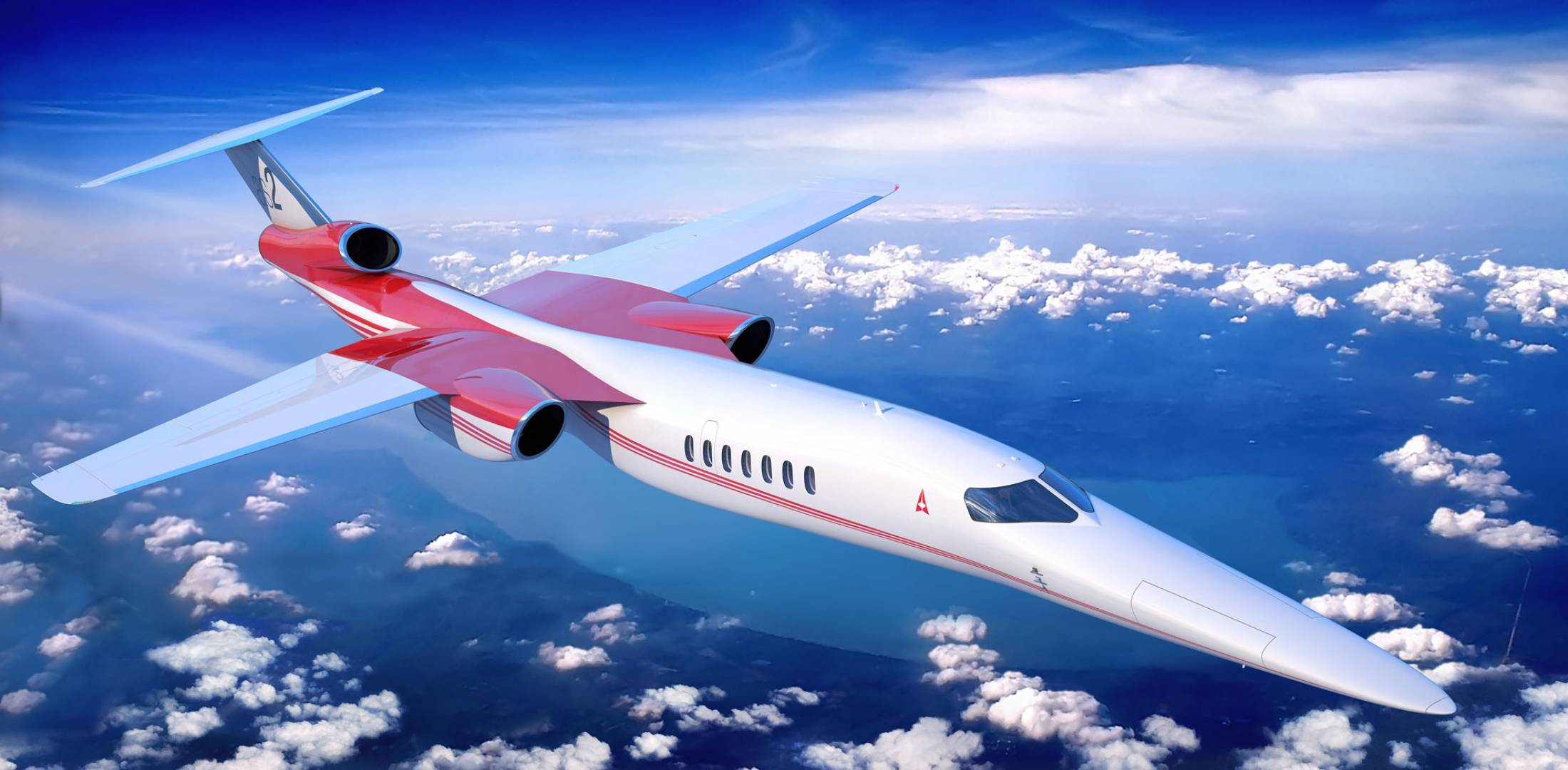 Aerion AS2 rendering