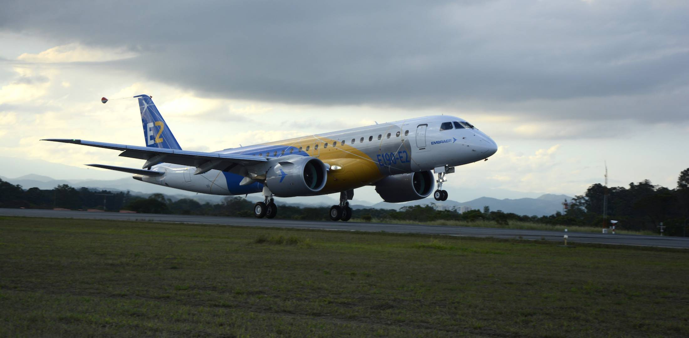 embraer reports e190 e2 spec improvements air transport news rh ainonline com Aeromexico Embraer E190 Aeromexico Embraer E190