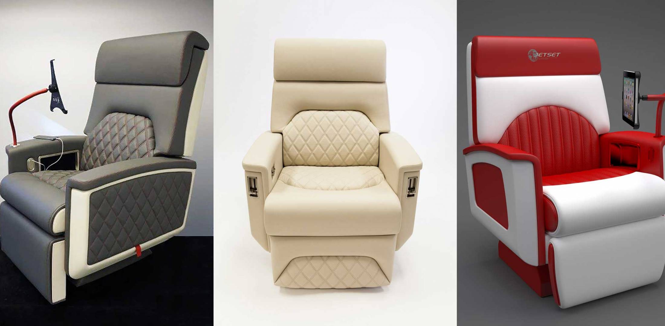 Signature Seating Series for Globals and Challengers