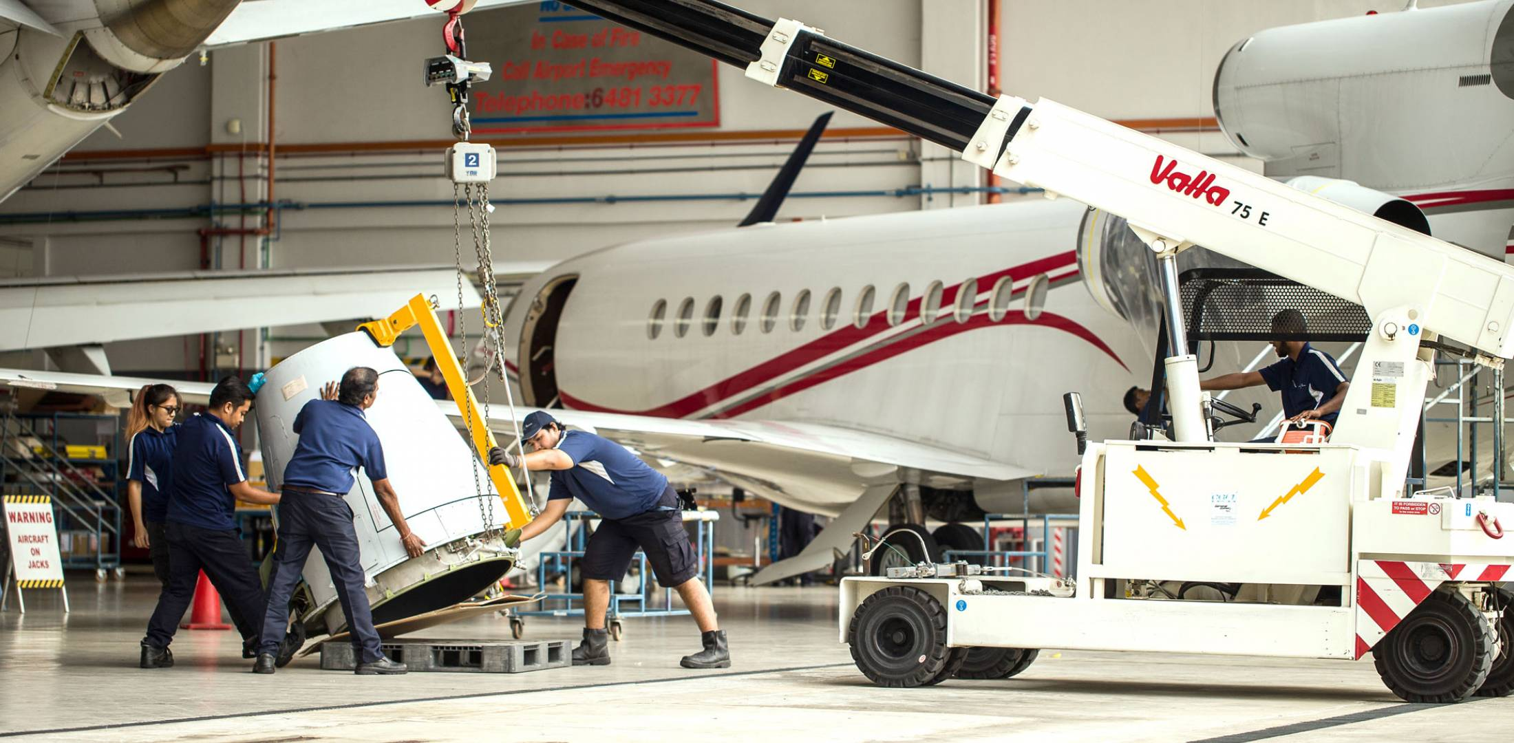 Mobile MRO Part Of HP Asia Pacific's Growing Services | Business