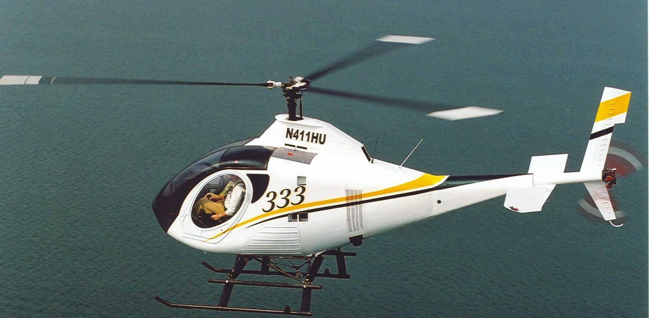 Sikorsky Sells Schweizer S-300 Helicopter Line | Business Aviation