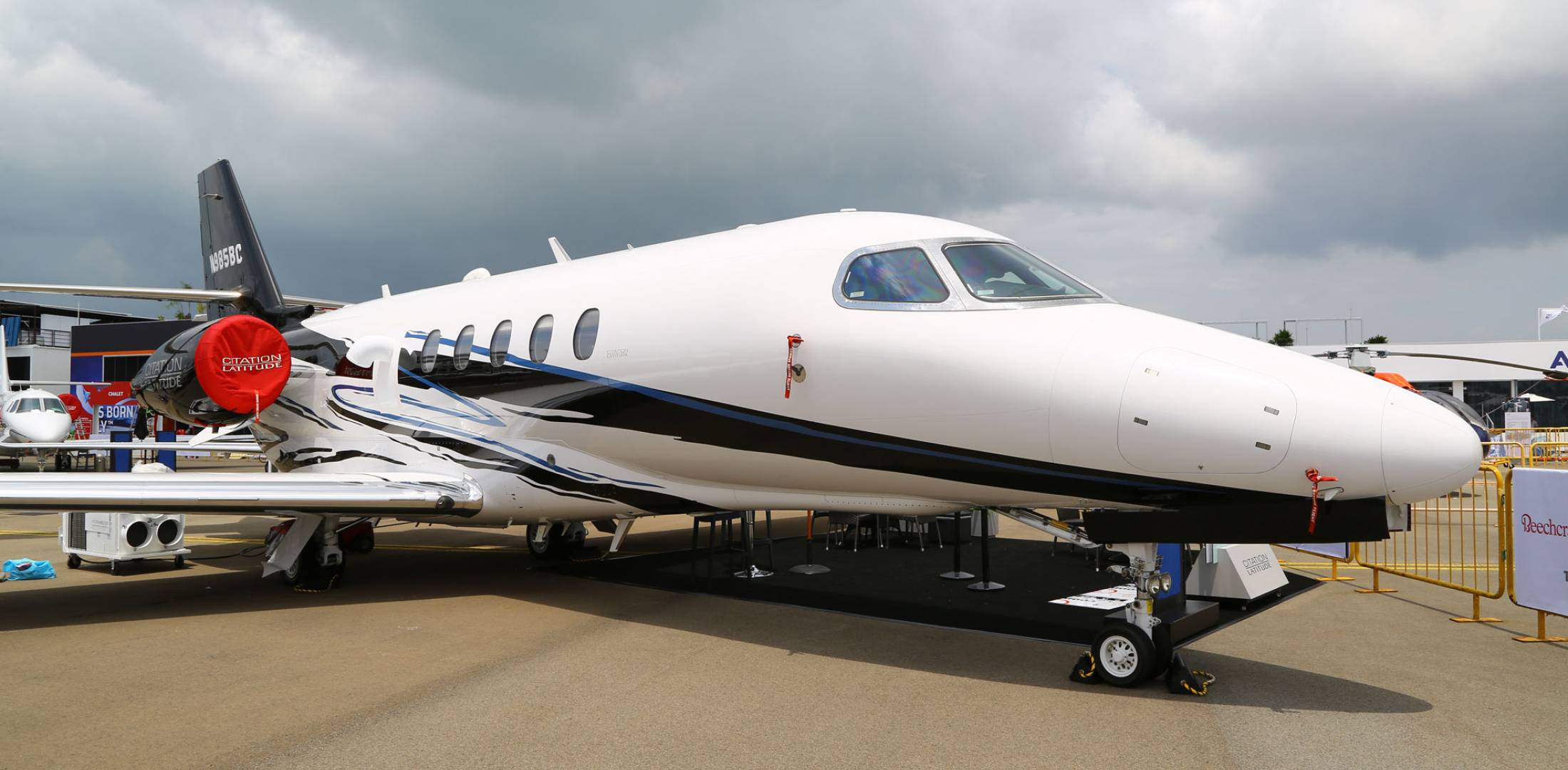 Textron Aviation Adds to Asia-Pac Efforts   Business Aviation News