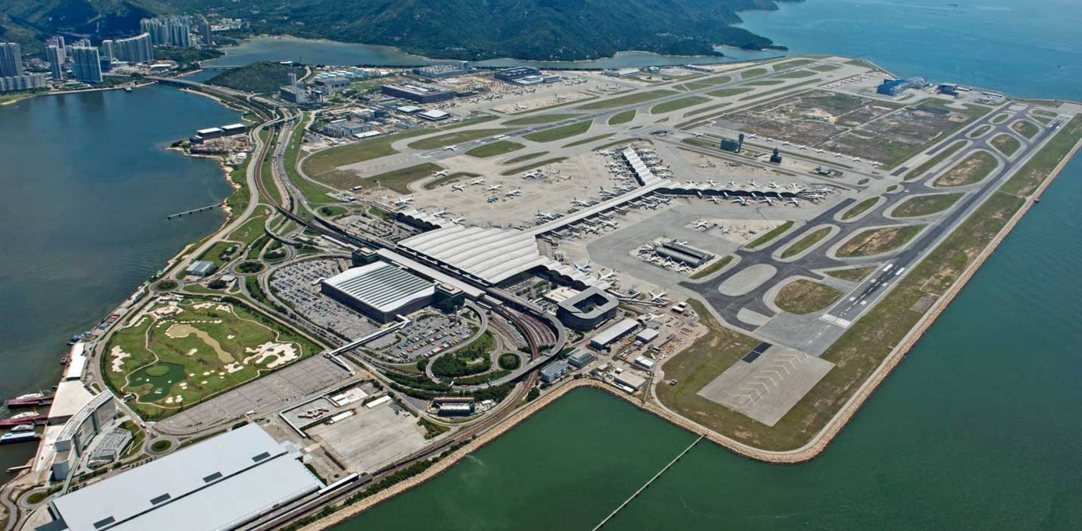 Image result for Hong Kong International Airport