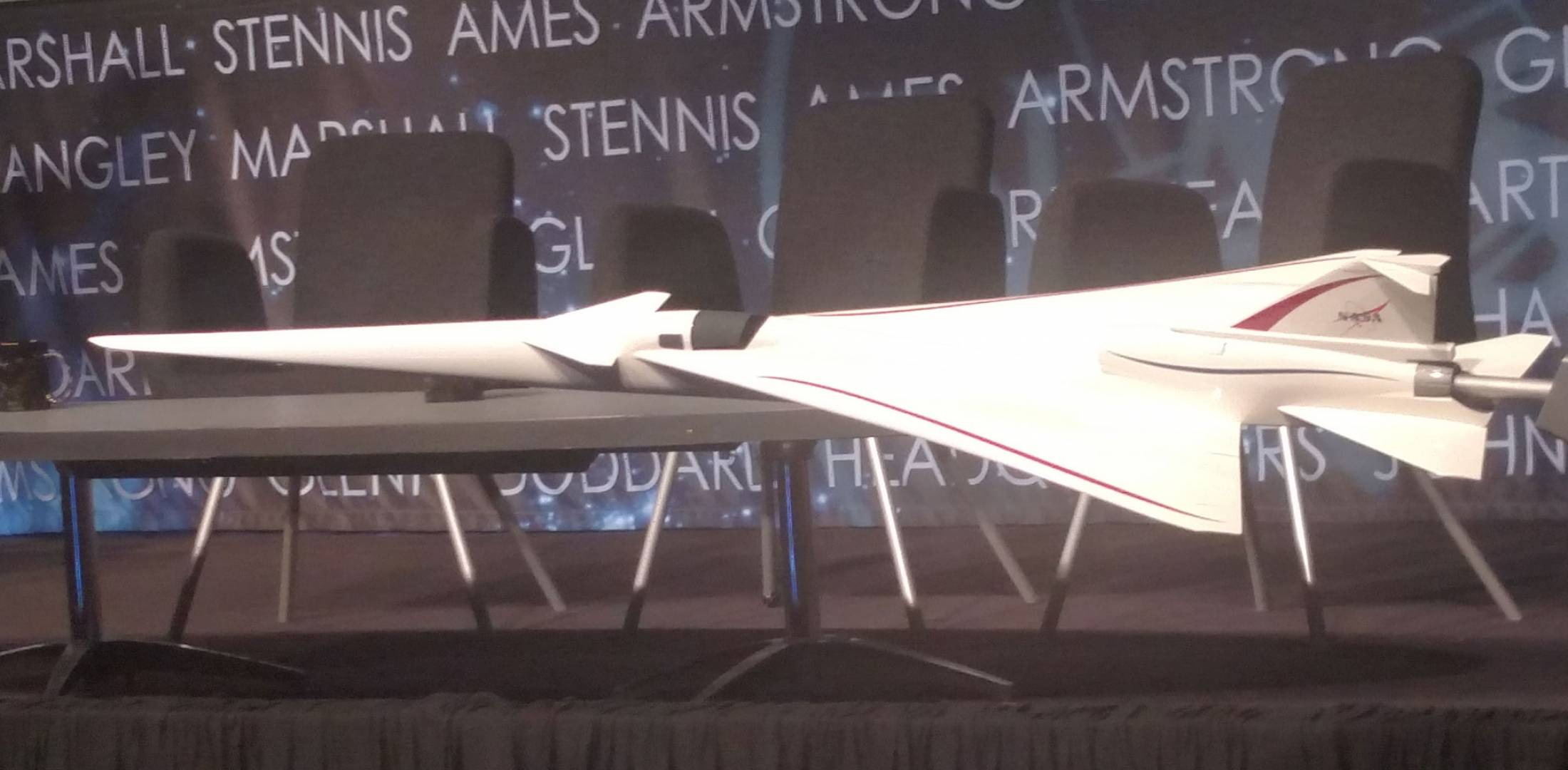 Lockheed Low-Boom Flight Demonstrator