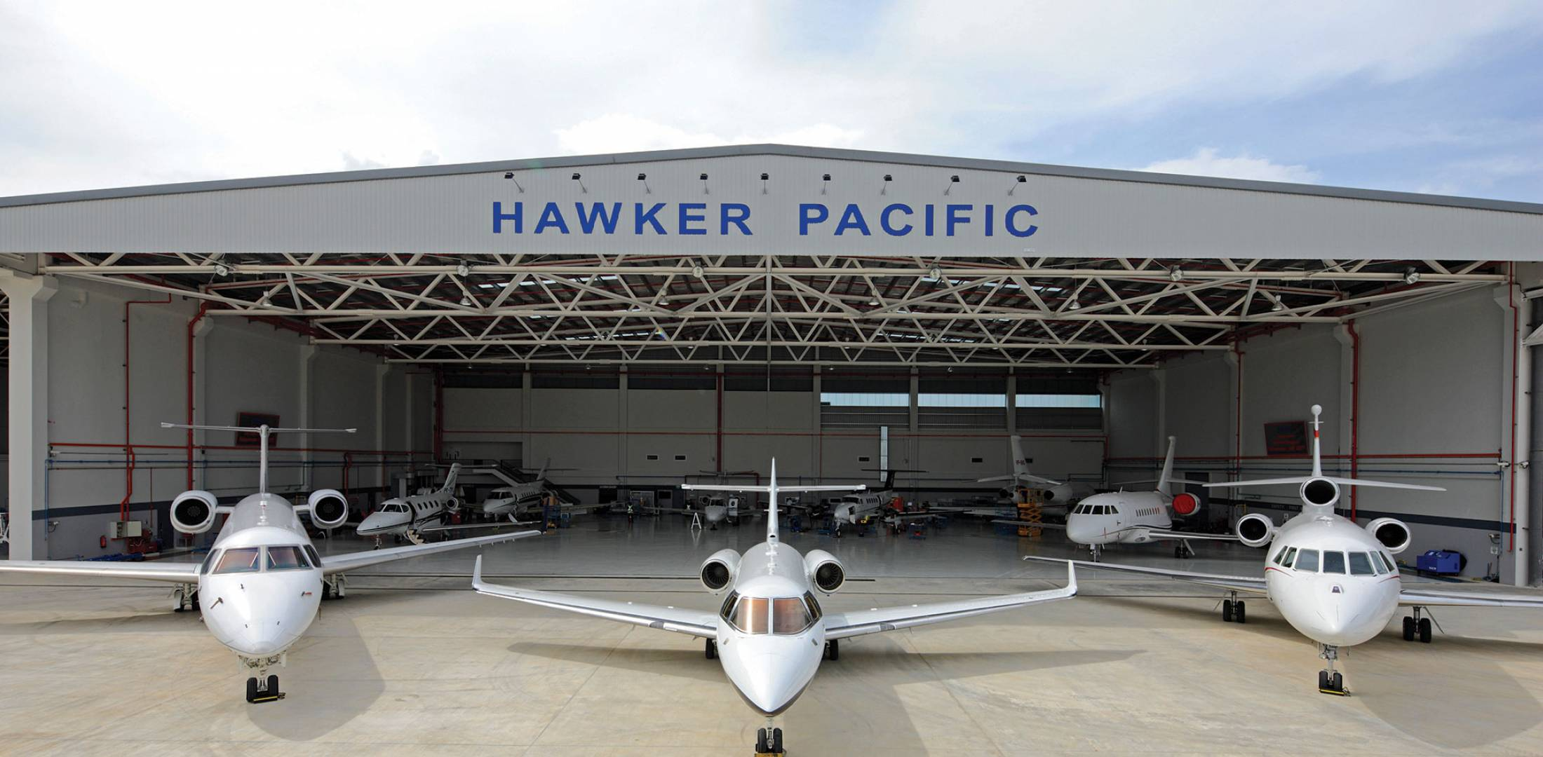 Hawker Pacific Jet Aviation