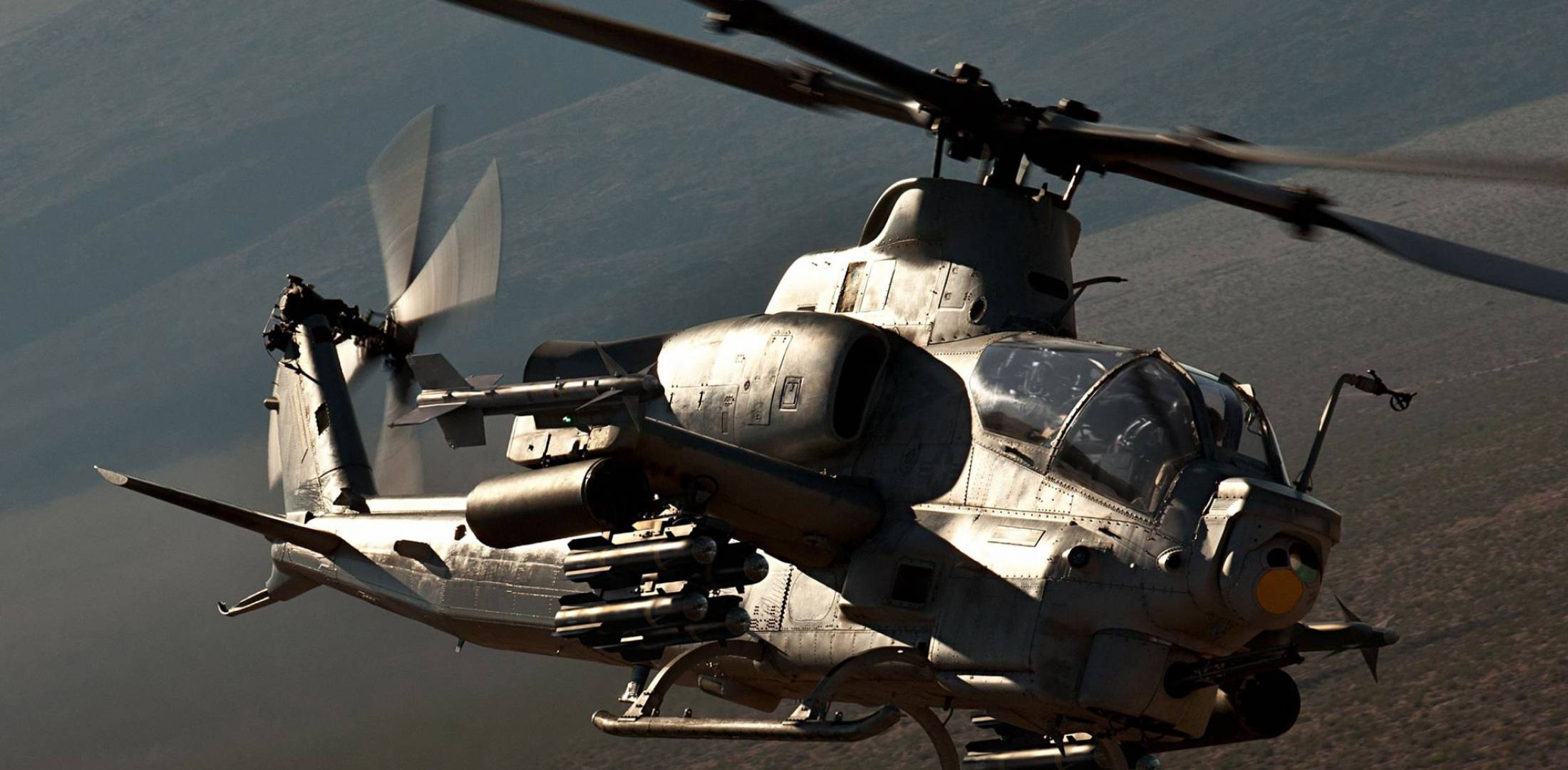 Us approves ah 1z sale to bahrain defense news aviation a bell ah 1z viper touting multiple weapons photo bell publicscrutiny Images