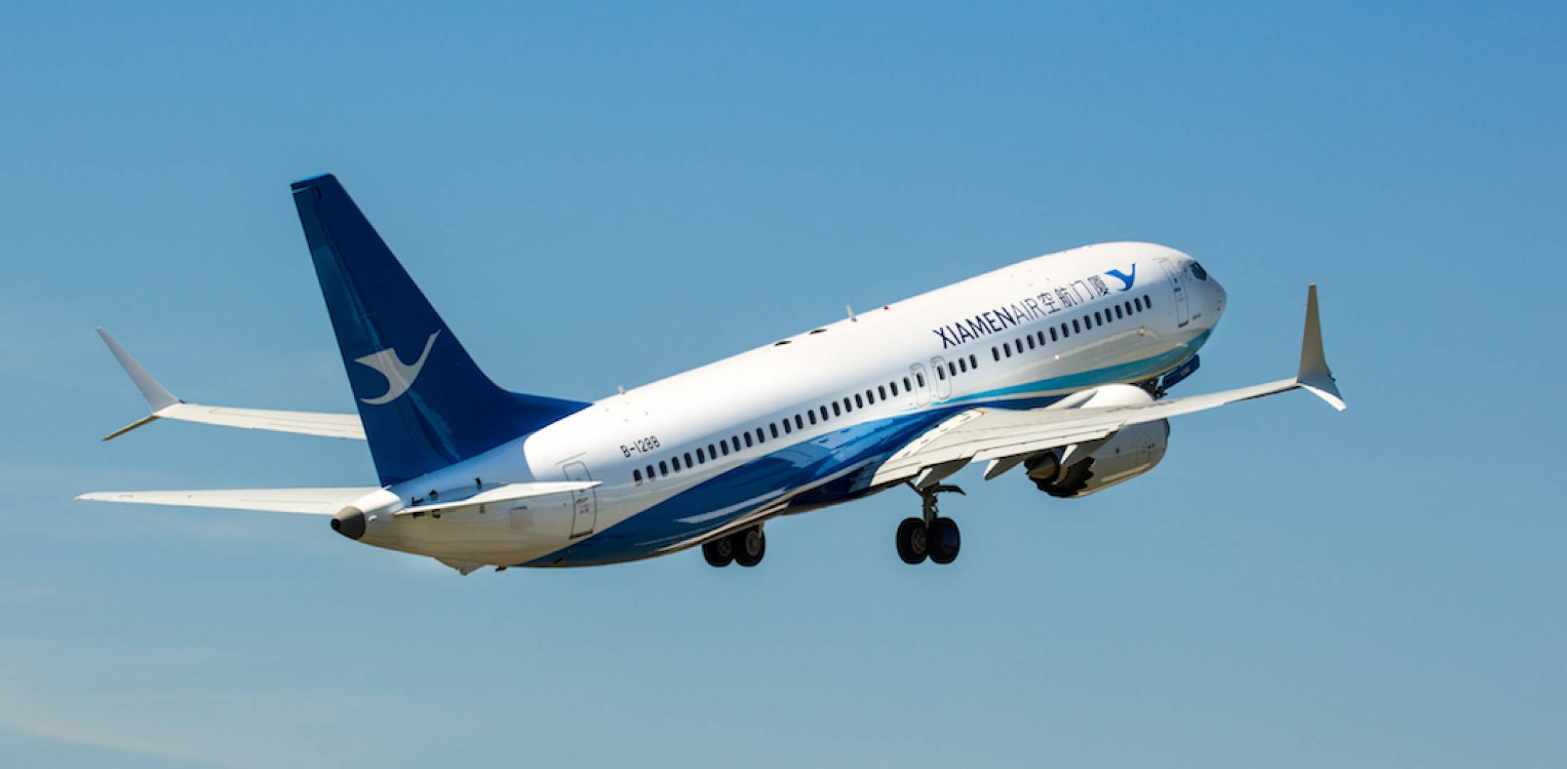 Xiamen Airlines took delivery of its first Boeing 737 Max 8 on May 22.  (Photo: Boeing)