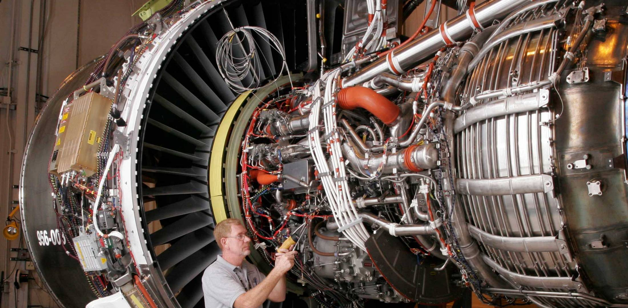 Ge Delivering New Genx Durability Upgrade Air Transport News 787 Wiring Issues The 1b Has Won About A 65 Percent Share Of Boeing Propulsion Market To Date And Nearly 90 In Last 12 Months Claims