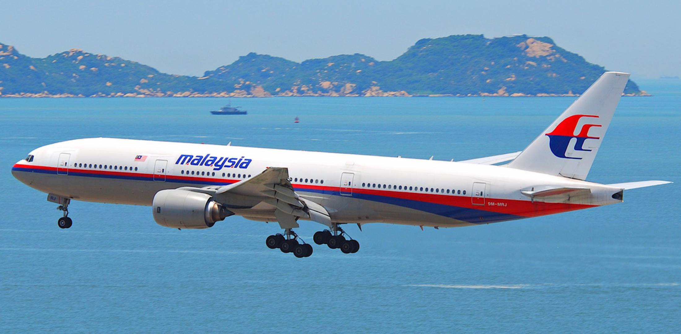 A Malaysia Airlines Boeing 777-200ER approaches Hong Kong's Chep Lap Kok  Airport. (Image: Flickr: Creative Commons (BY-SA) by Aero Icarus)