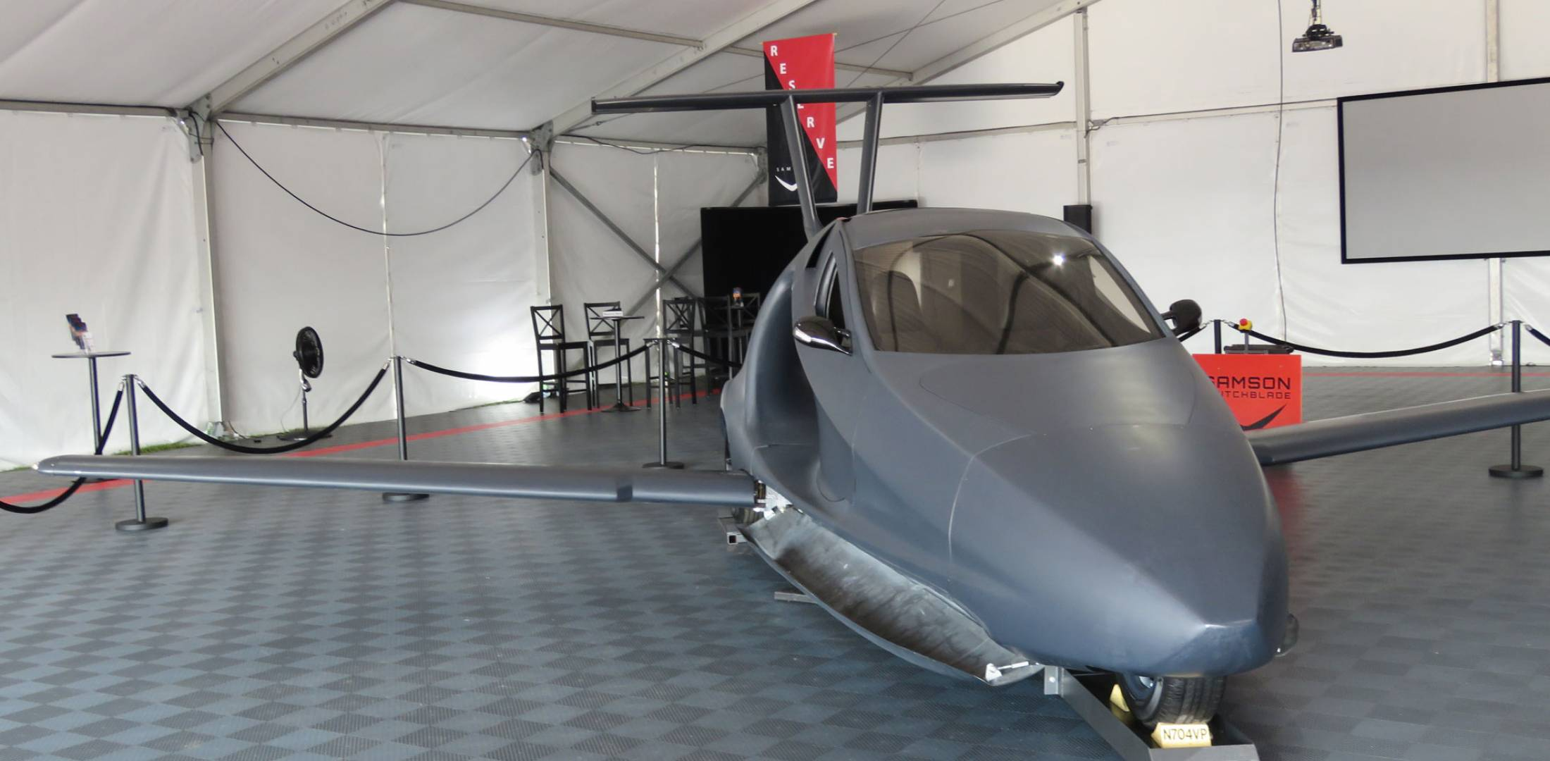 Switchblade Flying Car To Fly Soon | General Aviation News: Aviation