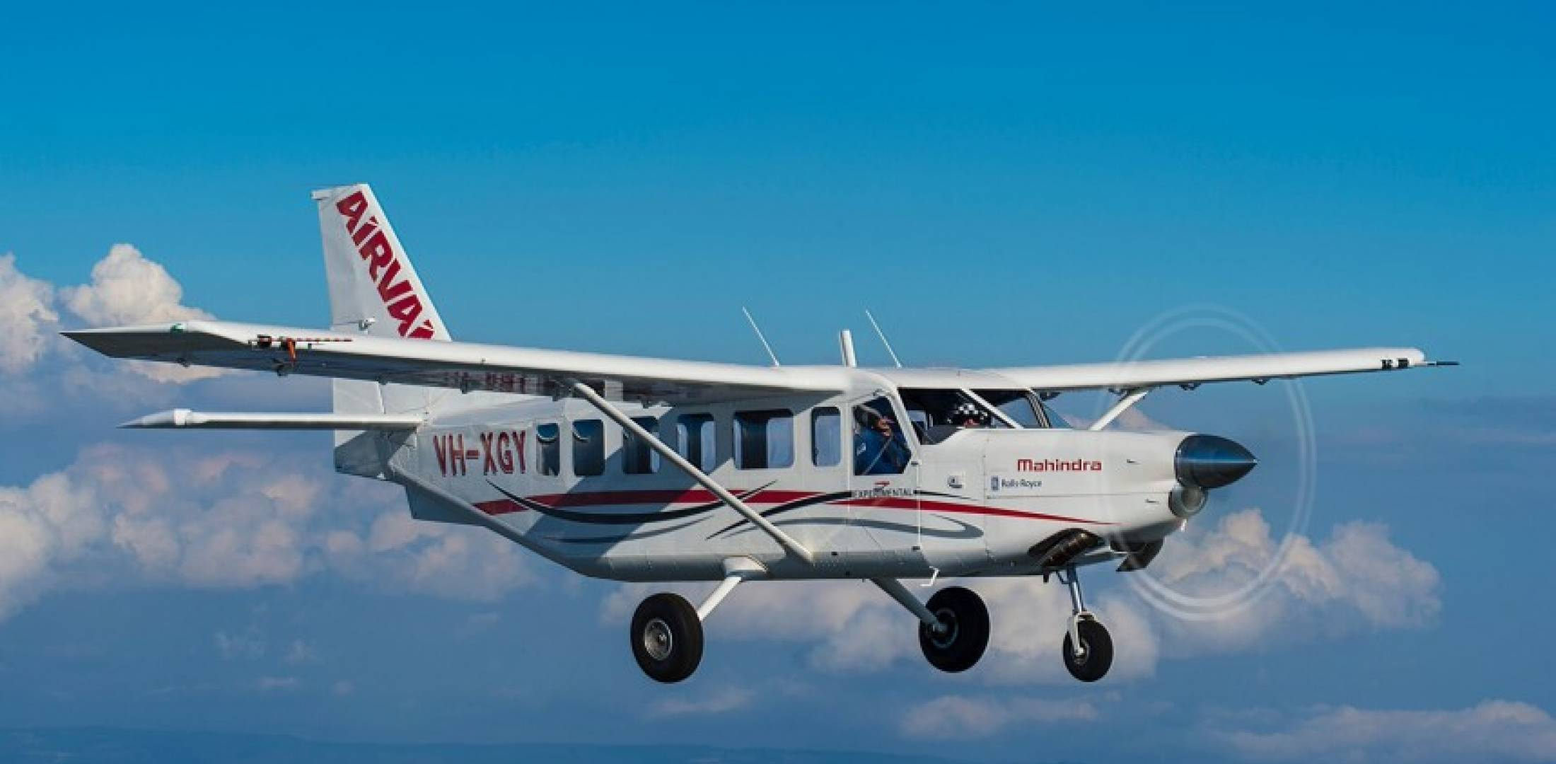 African Air Charter Outfit Adds Airvan 10 To Fleet