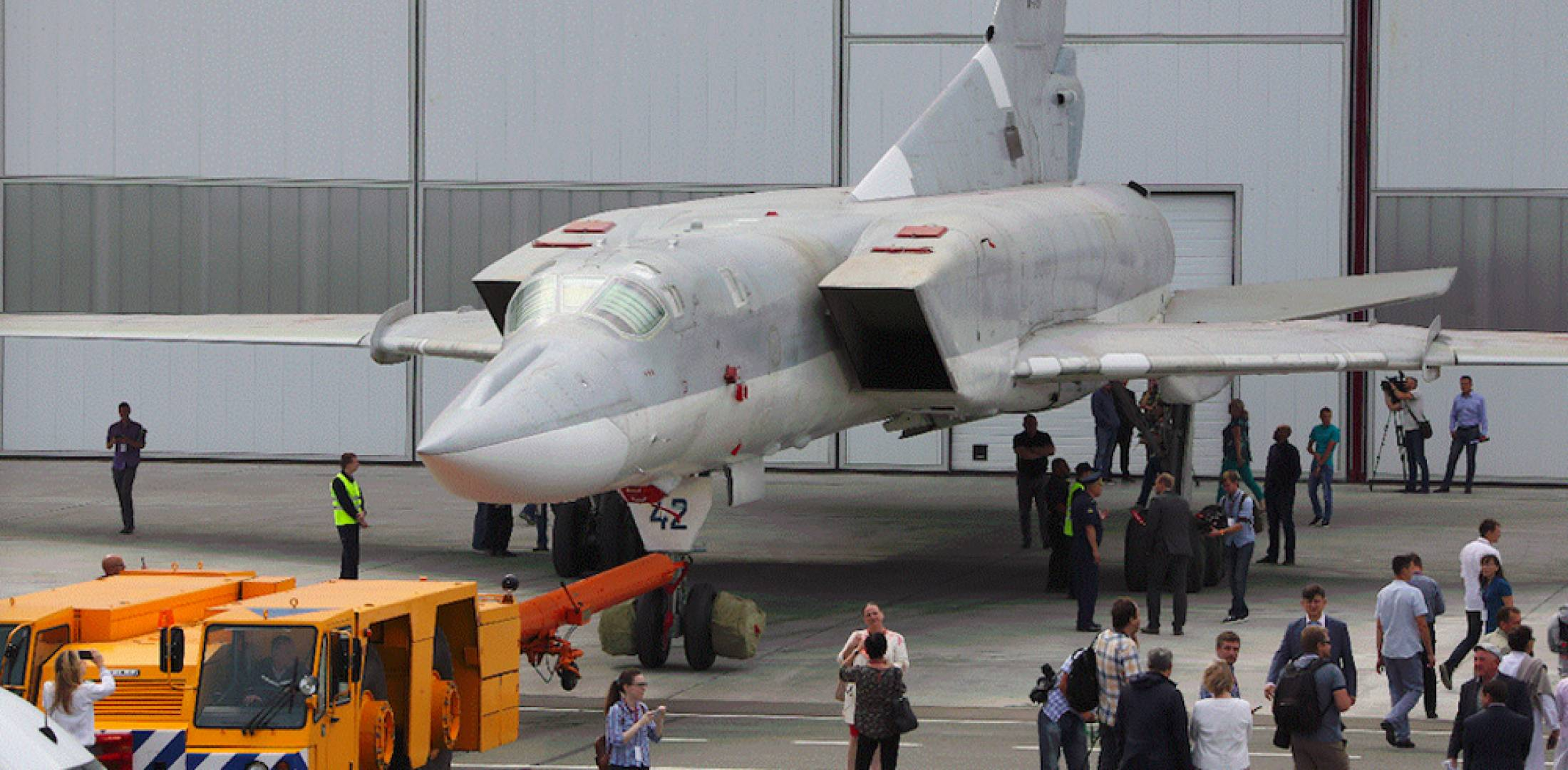 Upgraded 'Backfire' Rolled Out at Kazan | Defense News