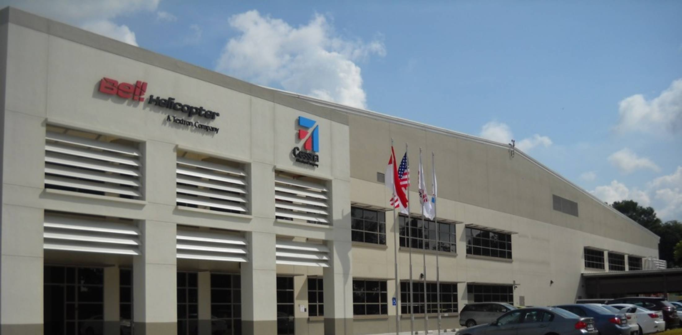 Textron Aviation's Singapore Center holds authorizations from nearly a dozen places in Asia Pacific, as well as the U.S.