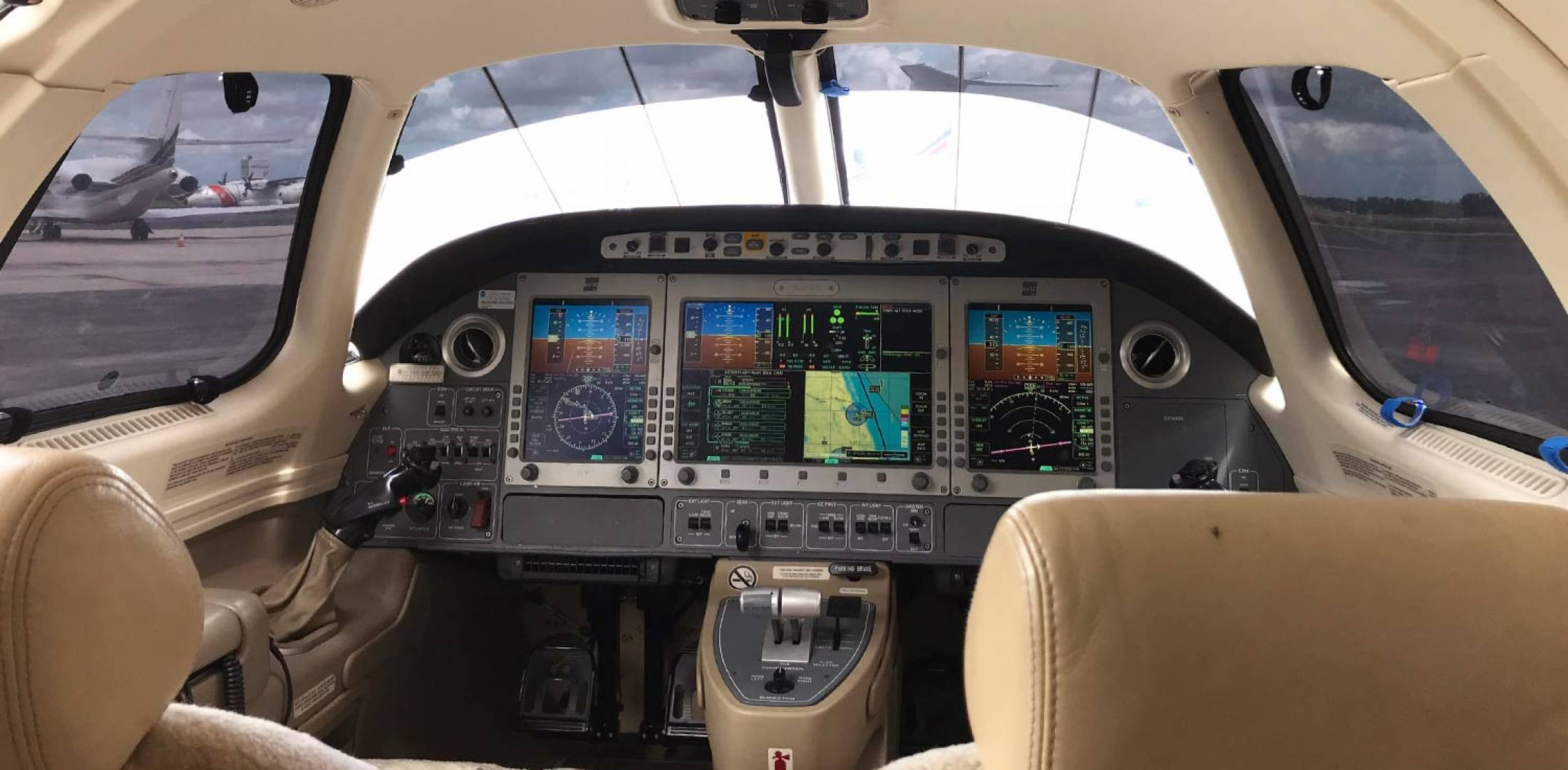 Engineer and Eclipse owner-pilot Kevin Duggan has a product designed to cool your jets.