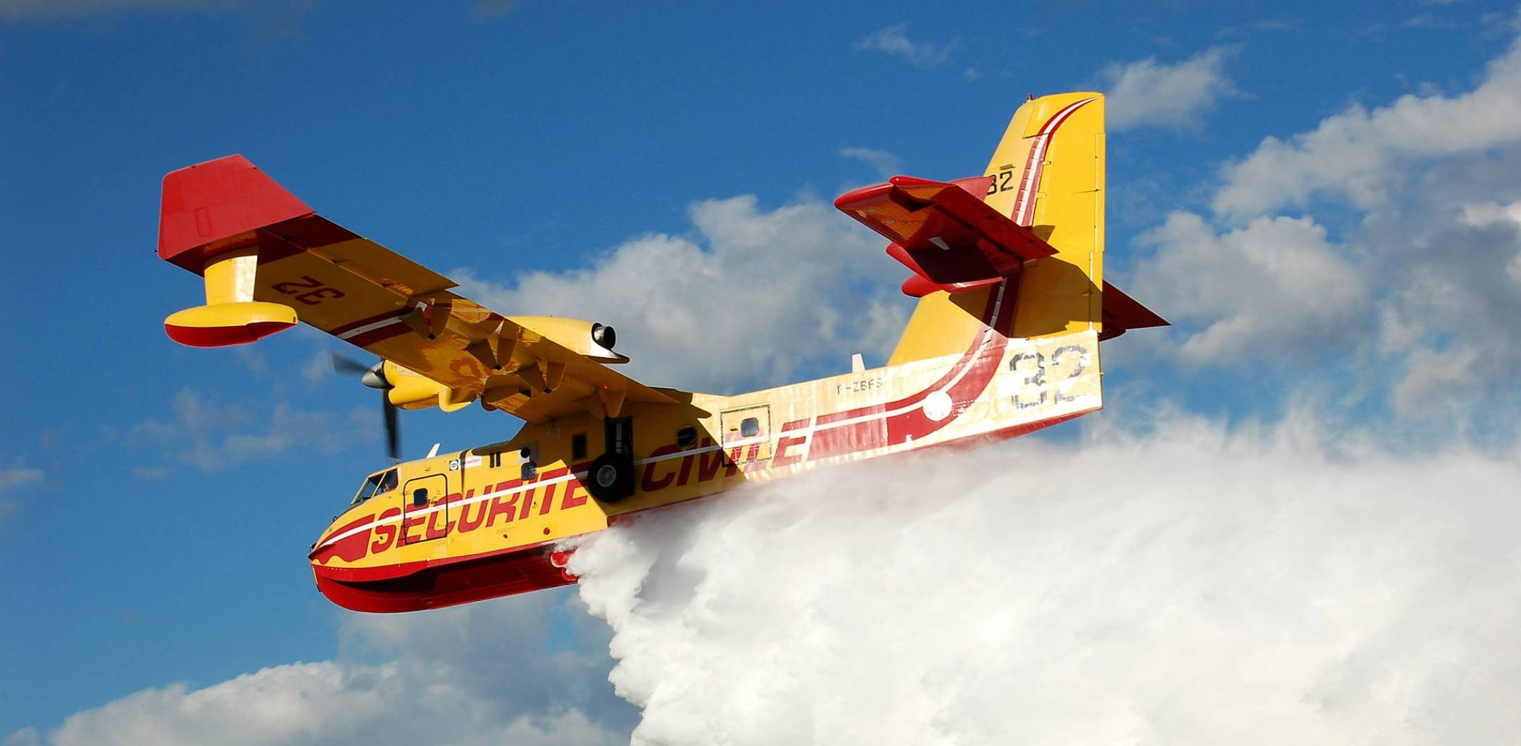 Having acquired the production and support rights to Canadair's CL series of water bombers, Viking Air is systematically upgrading piston versions to turbine power, with other improvements.