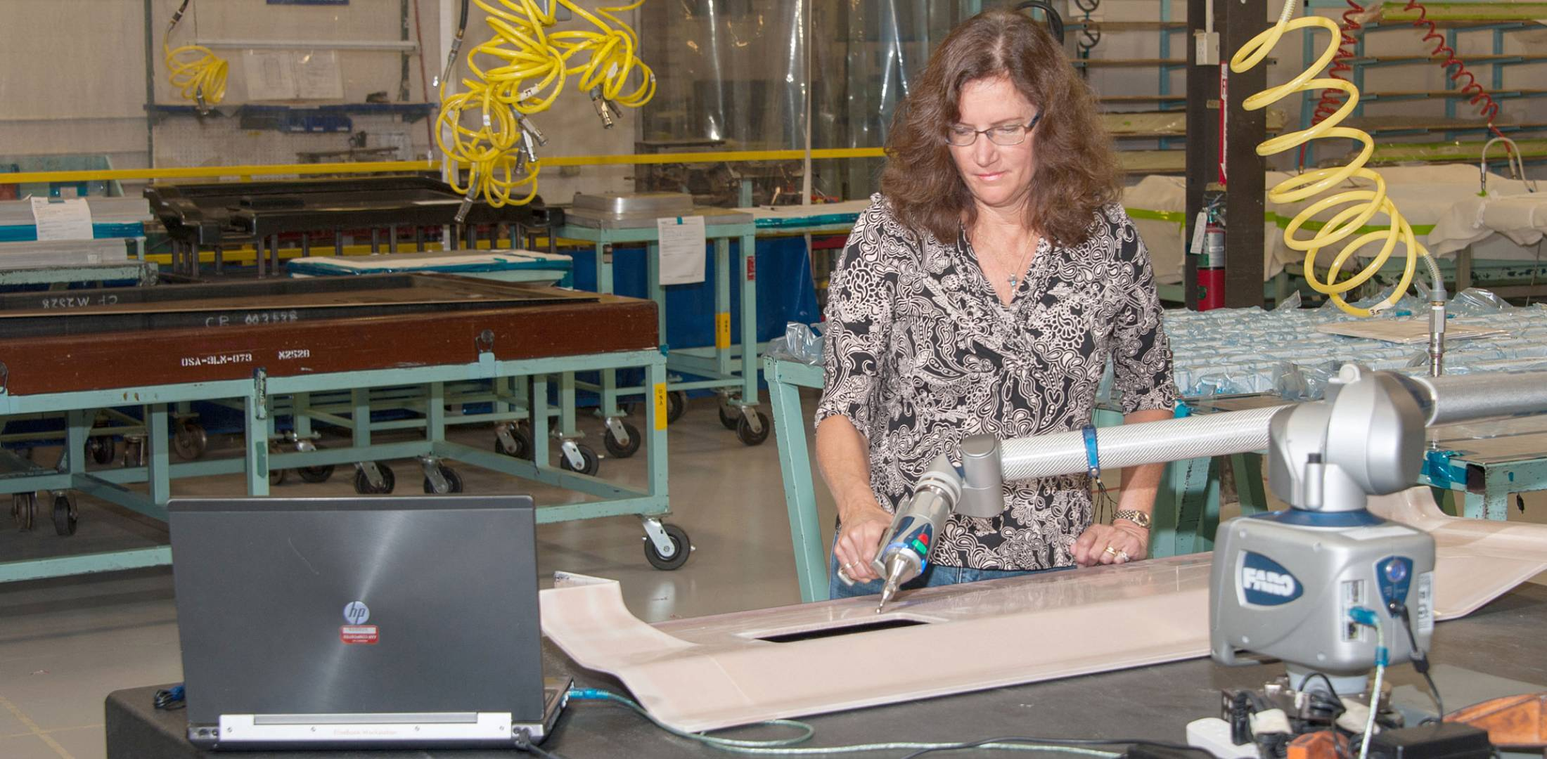 Already well known for composite components, AAR is considering expanding its offerings and expertise in that market.