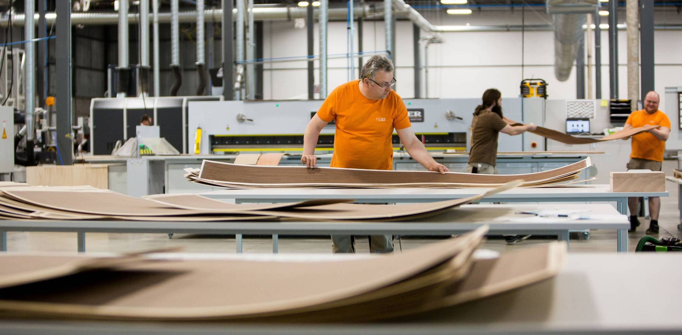 With its specialty in flame-retardant wood veneers, Austria's F/List also focuses on refurbishment services and cabin interior production. The company recently opened F/List Canada, expanding its market reach across the Atlantic to better serve the growing North American market.