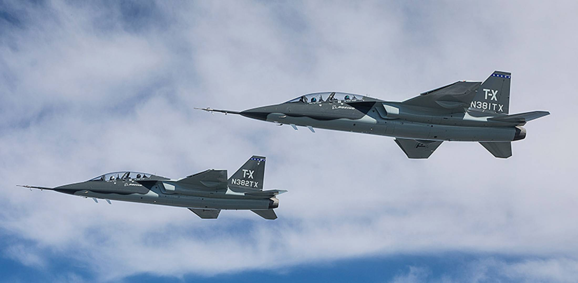 Boeing and Saab Secure T-X Con...