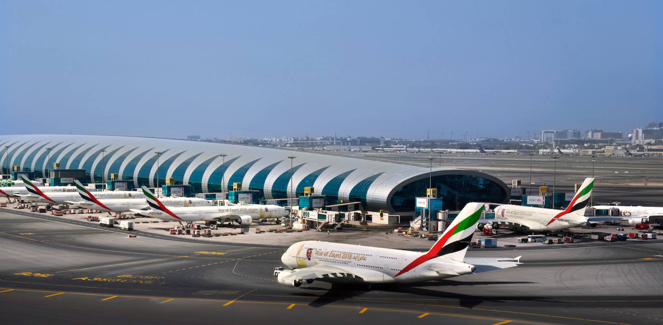 A Dozen Grounded Emirates Airliners Returned to Service