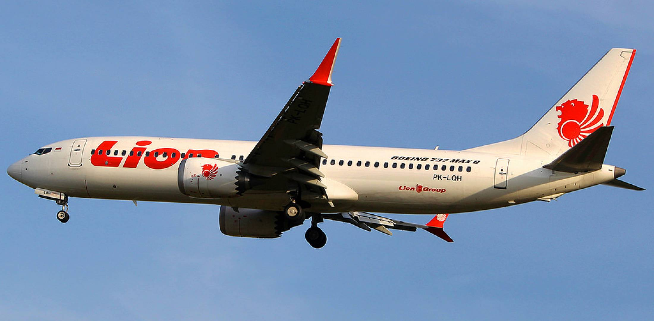 Lion Air took delivery of the first production Boeing 737 Max 8 in 2017.  (Photo: Flickr Creative Commons)
