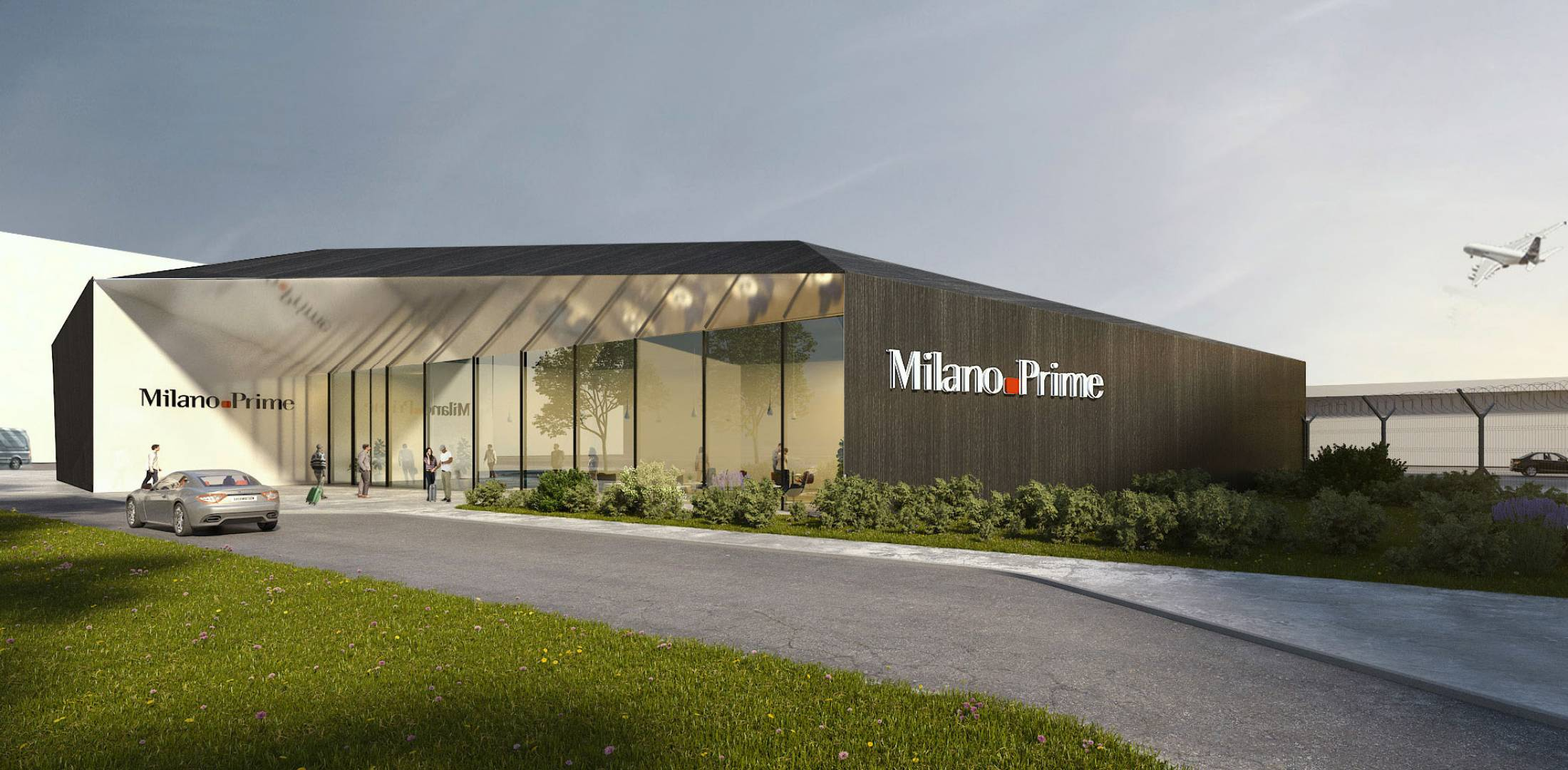 Milan's Malpensa Airport is scheduled to open its first business aviation-specific facility in June, to be operated by SEA Prime S.p.A.