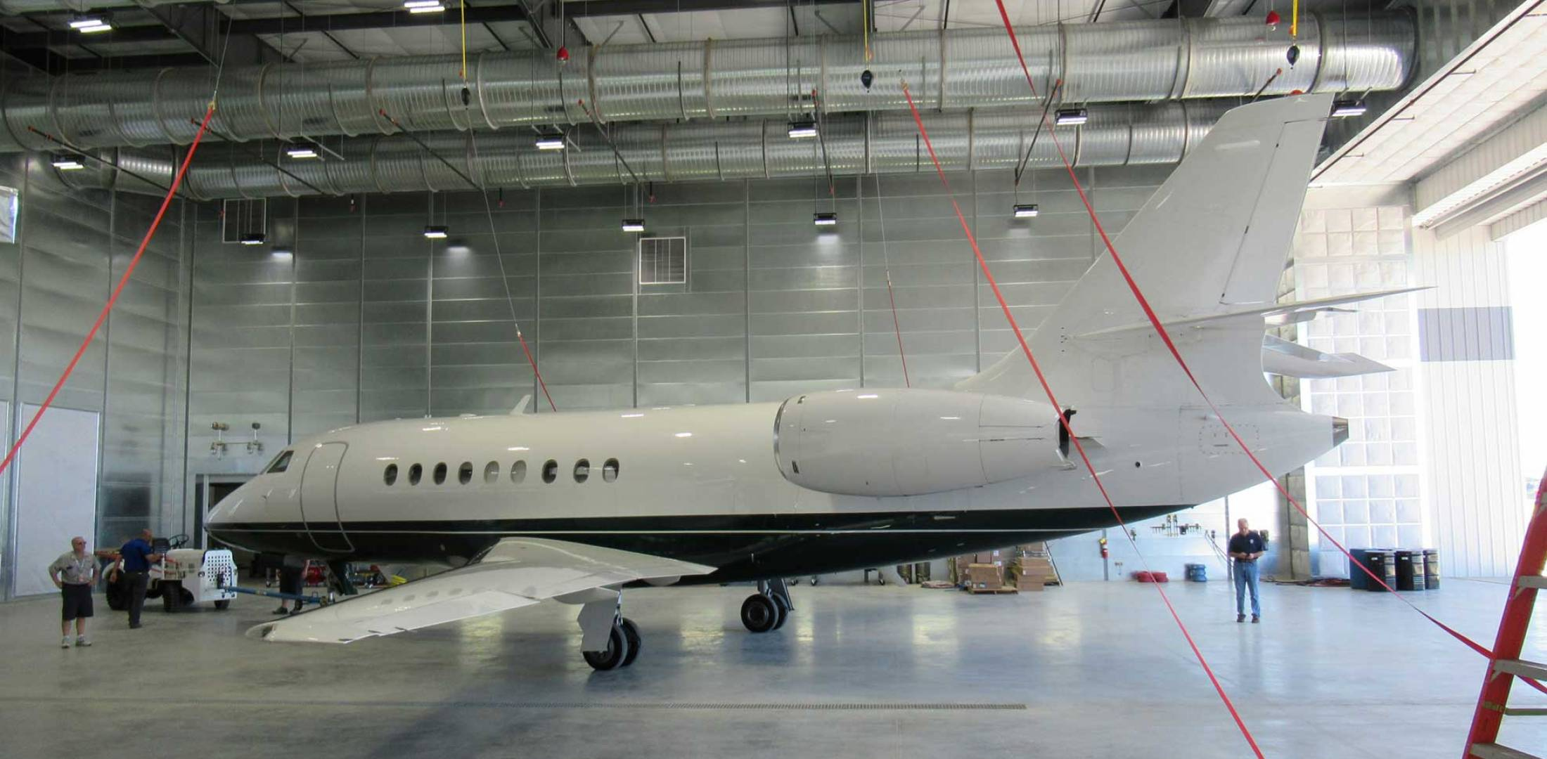 West Star Aviation Celebrates Chattanooga Expansion
