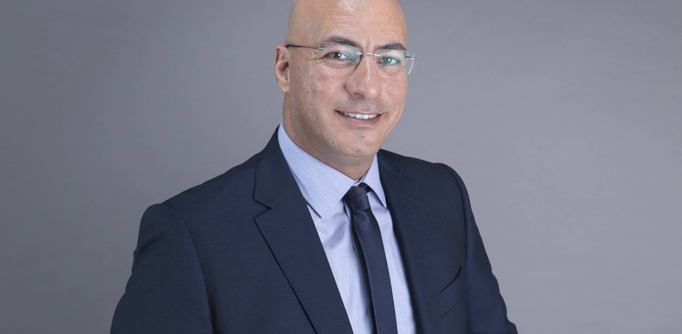 Issa Zuriqi, commercial director, Hadid International Services, Dubai (Hadid)