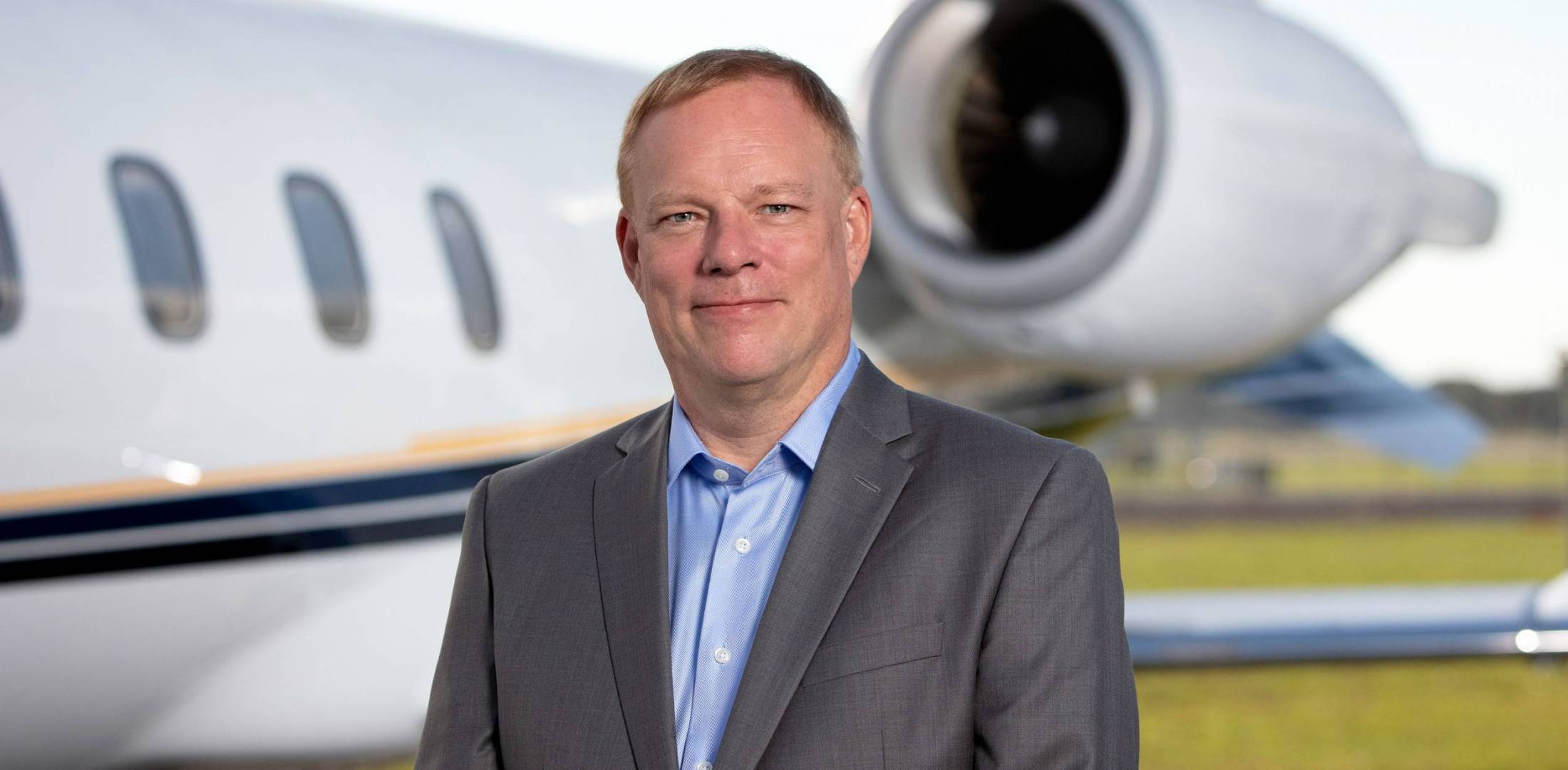 Simon Davies, vice President, sales, UK, Middle East and India, Global Jet Capital