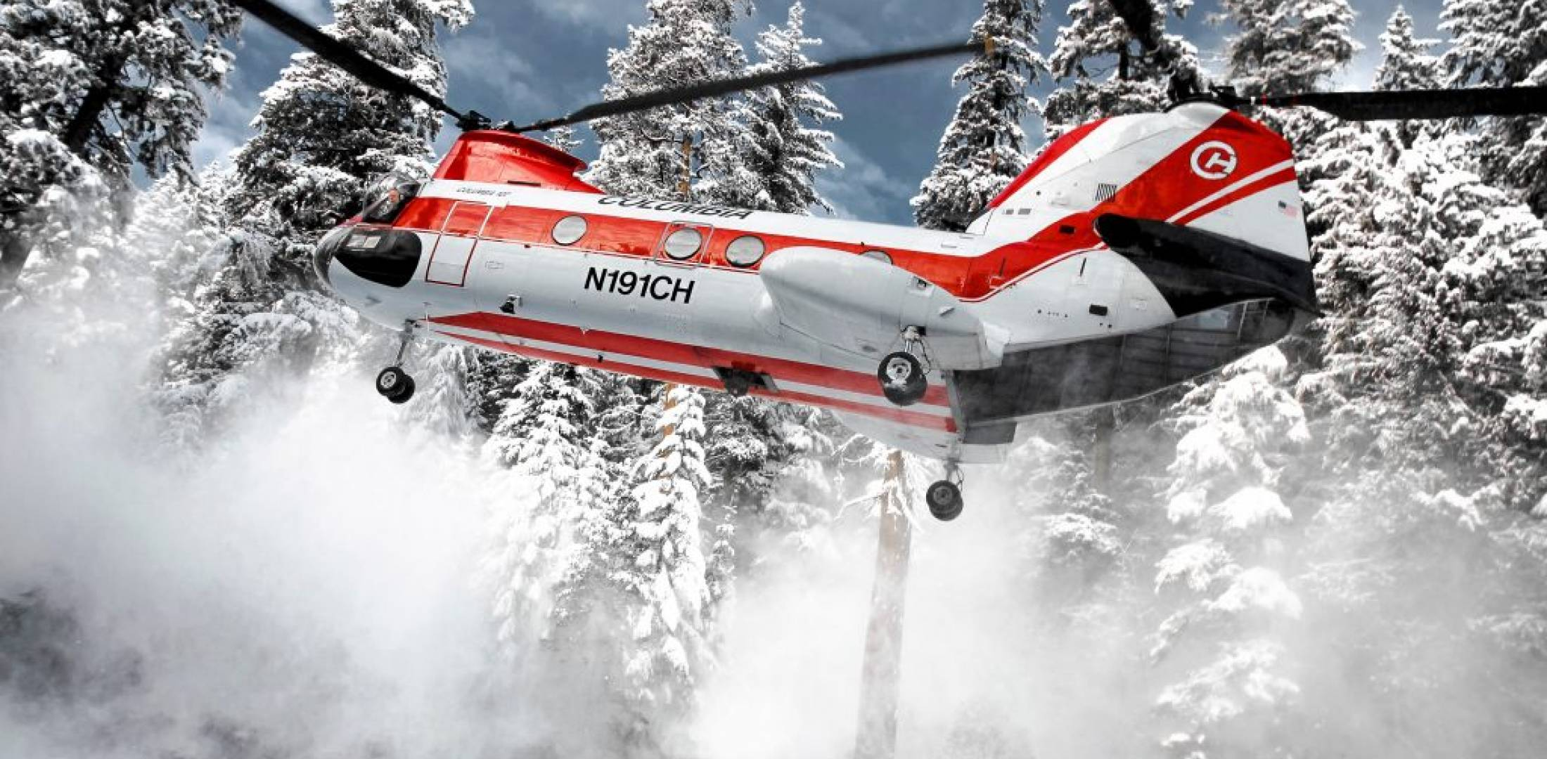 Bristow will gain expanded logging expertise with Columbia buy.