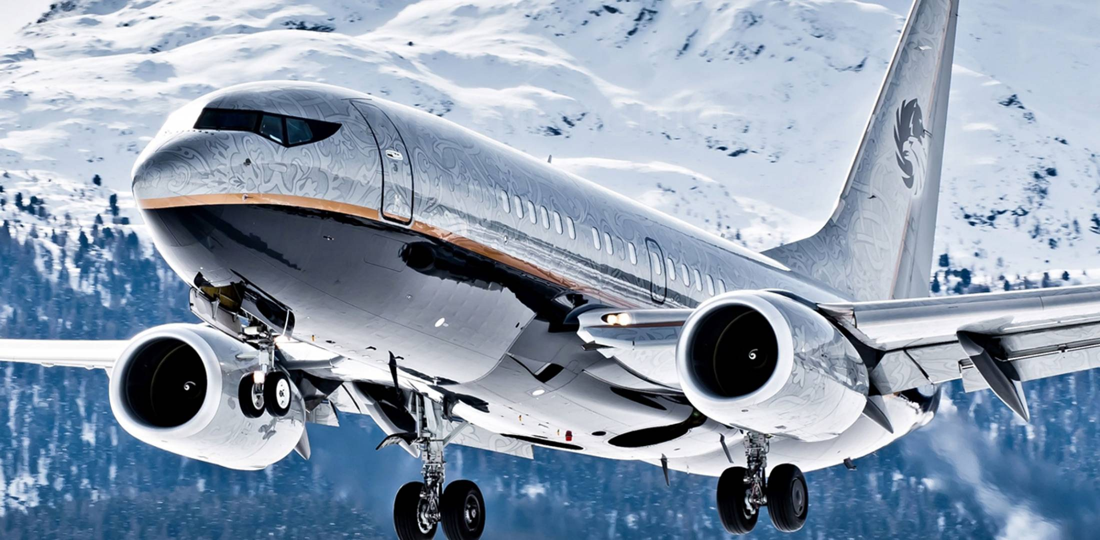 Vertis Aviation BBJ