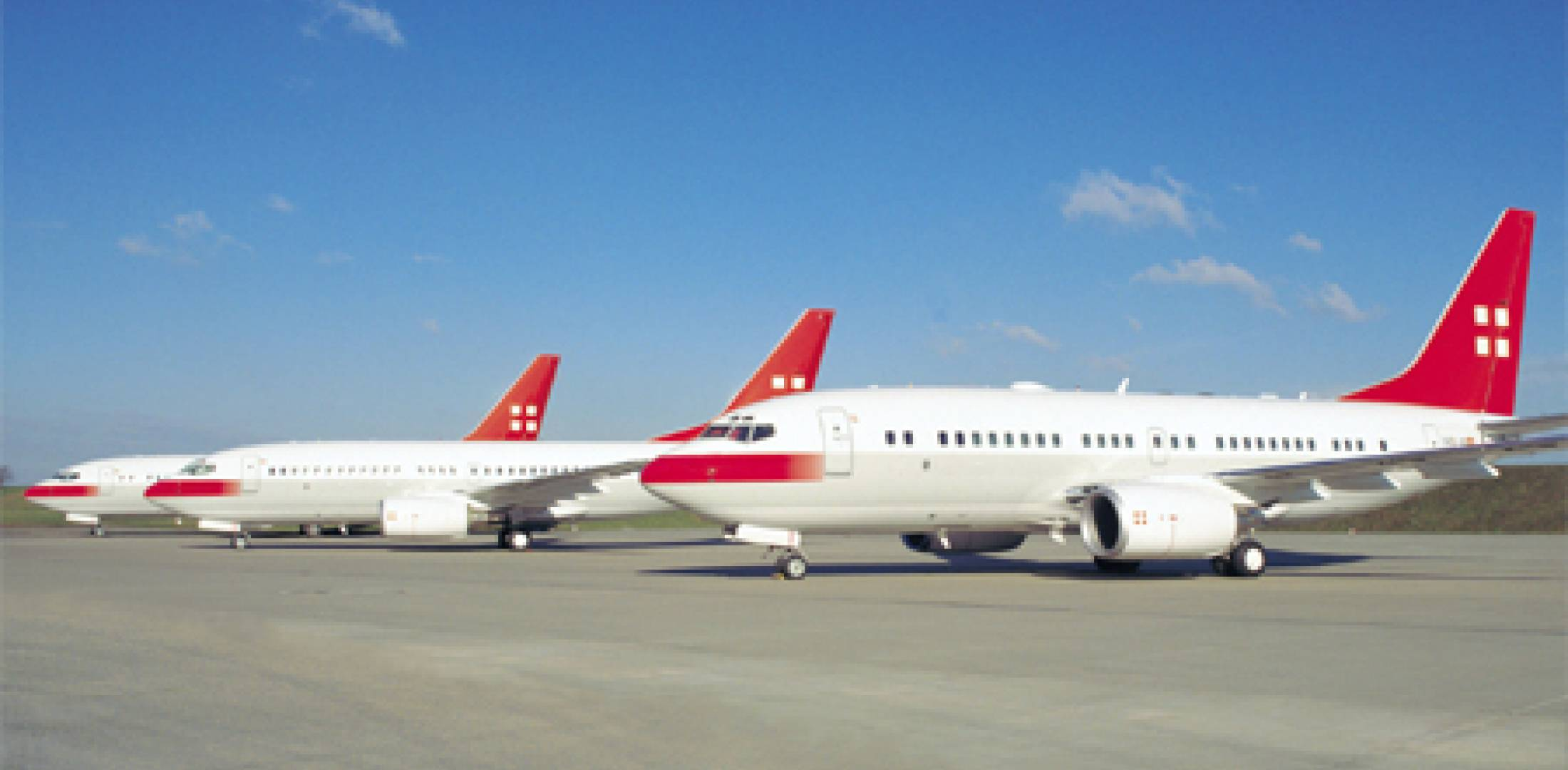 PrivatAir operates and manages a range of aircraft.