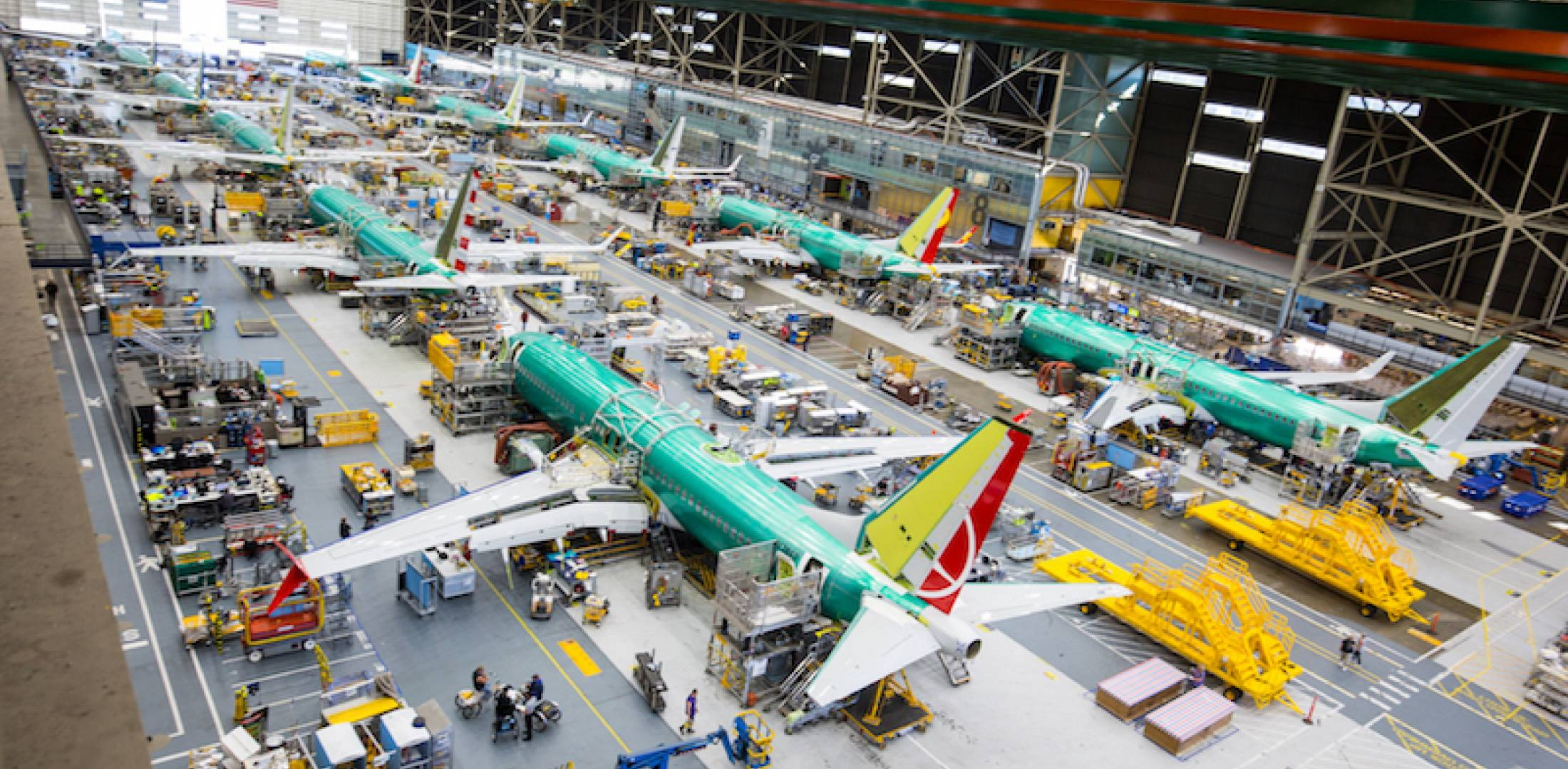 Boeing Dispatches Team to CFM to Speed 737 Recovery | Air