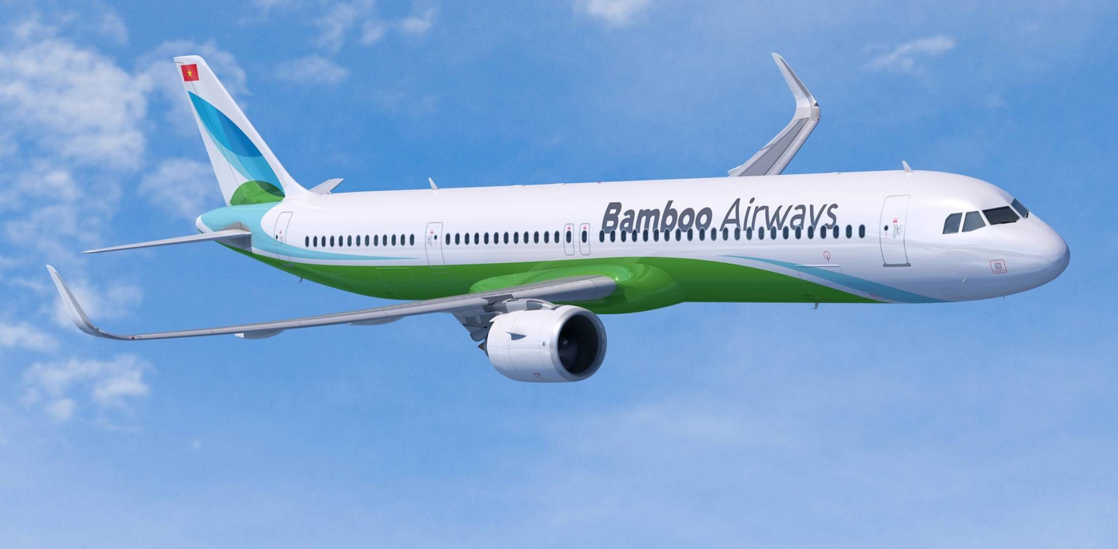 Bamboo Crowded MarketAir Set Vietnam To Join Airline Airways JTF1Klc