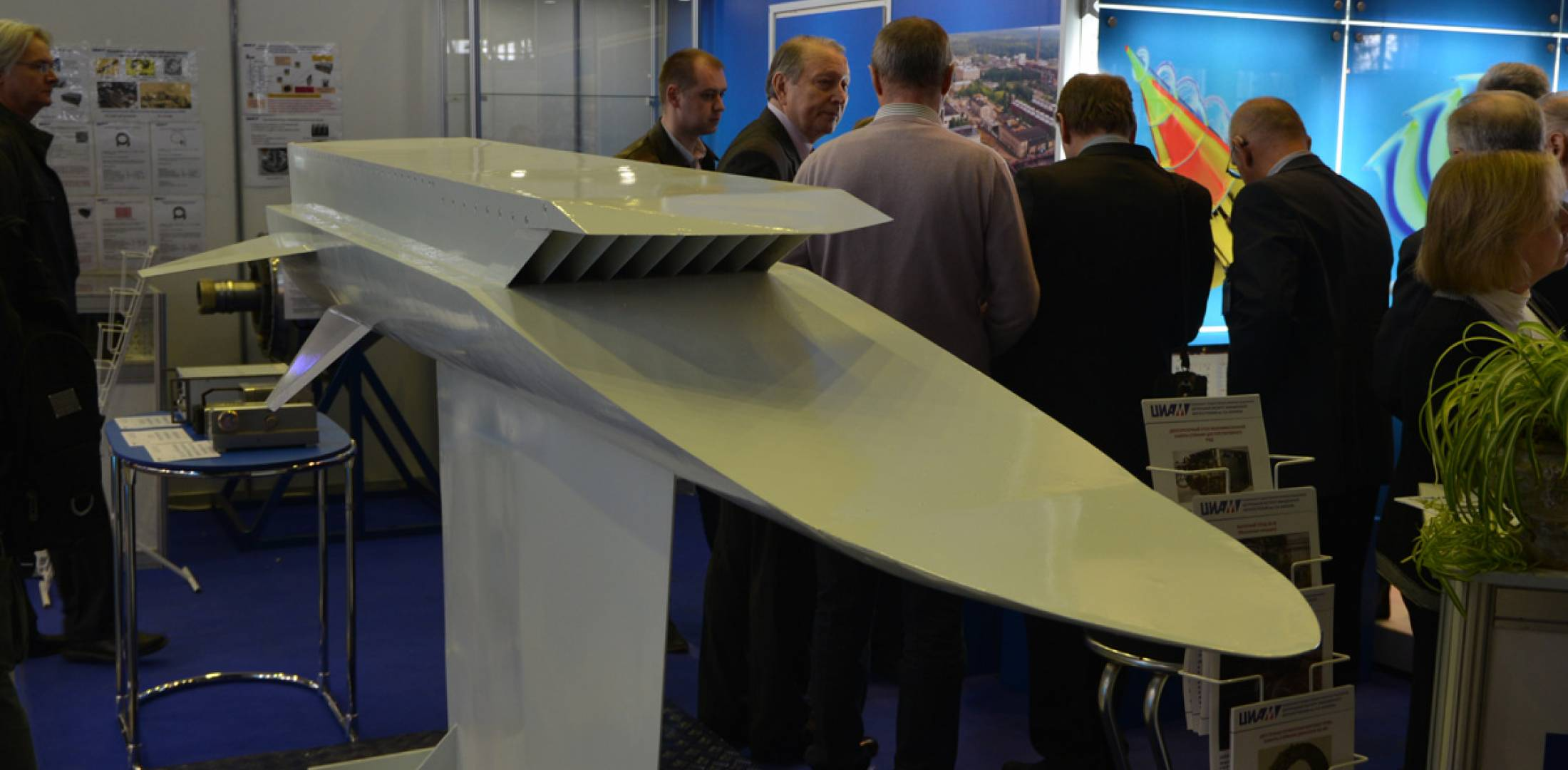 hypersonic missile model