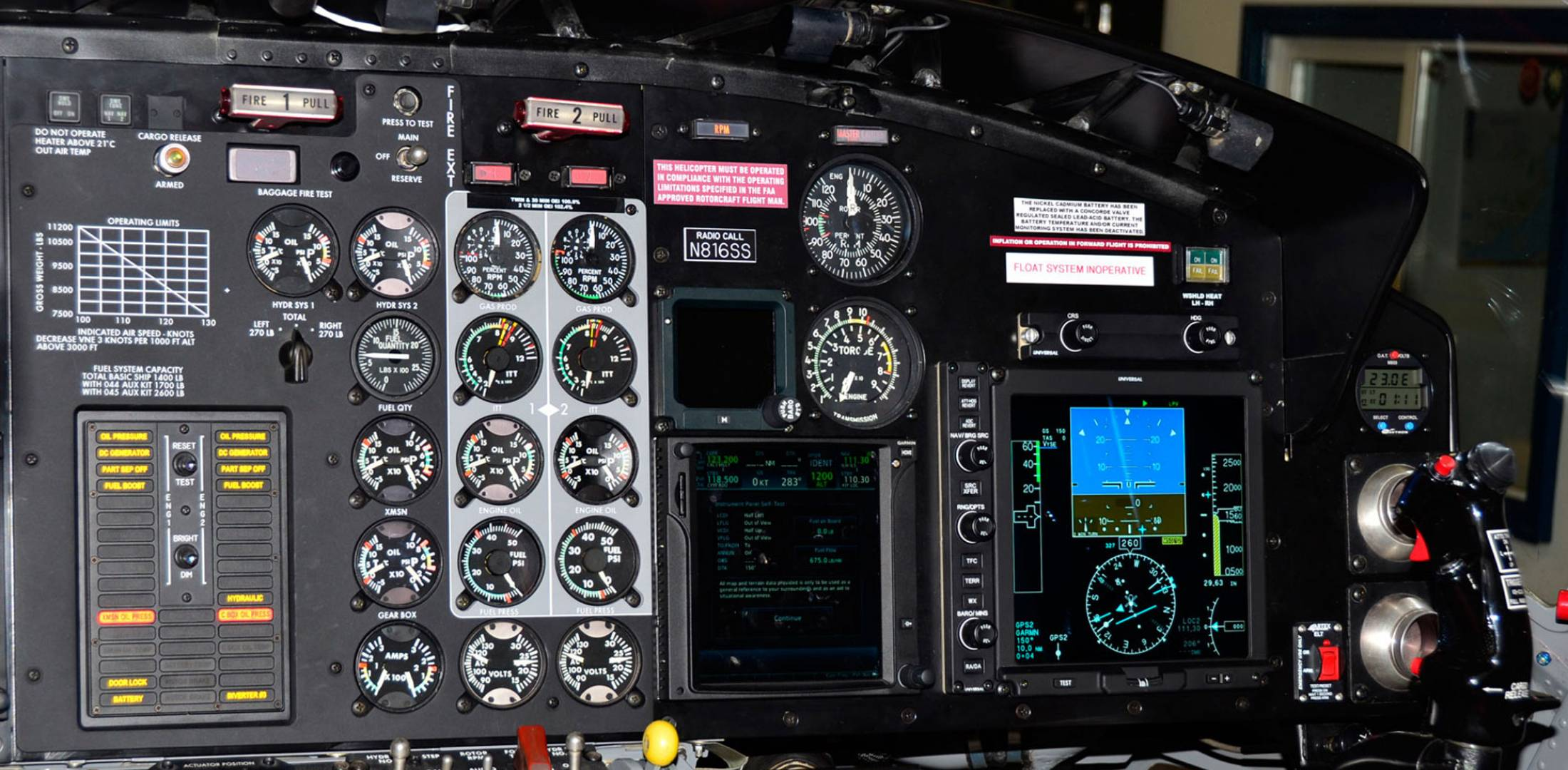 StandardAero Progresses on Bell 212 and Airbus AS350 Mods
