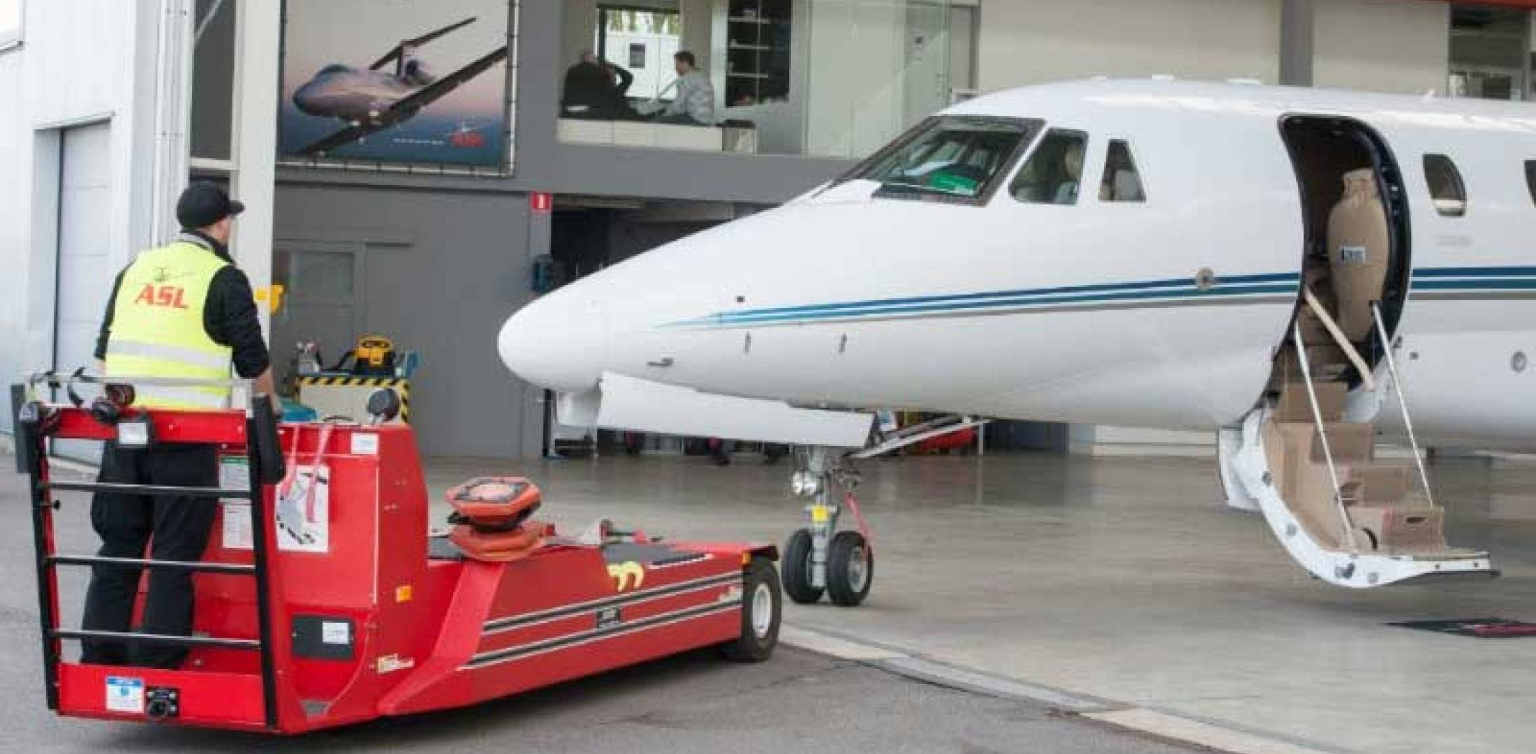 ASL Private Jet Services