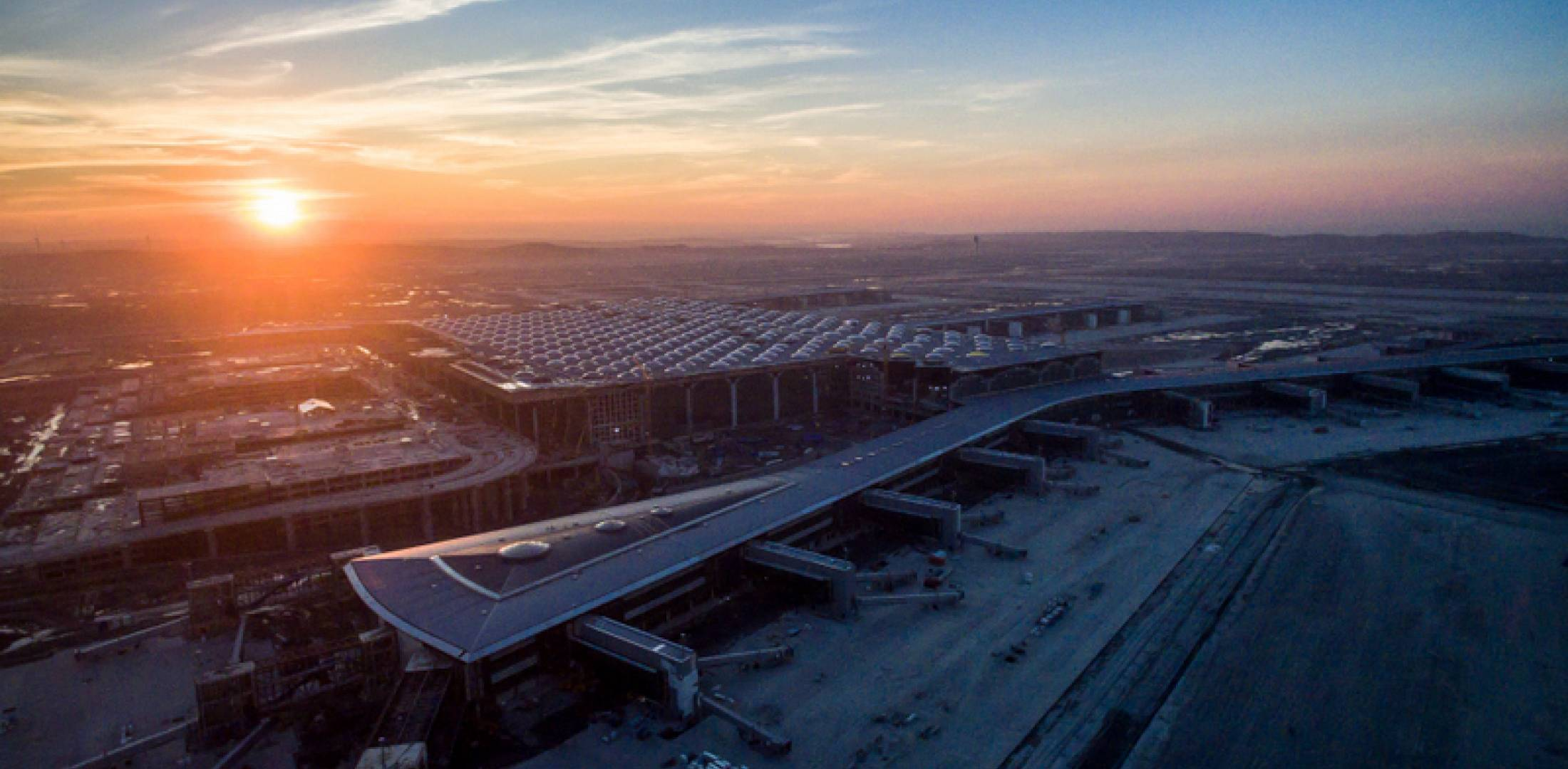 cd5e31d2f4 Istanbul s New Mega-airport To Be Fully Operational in April