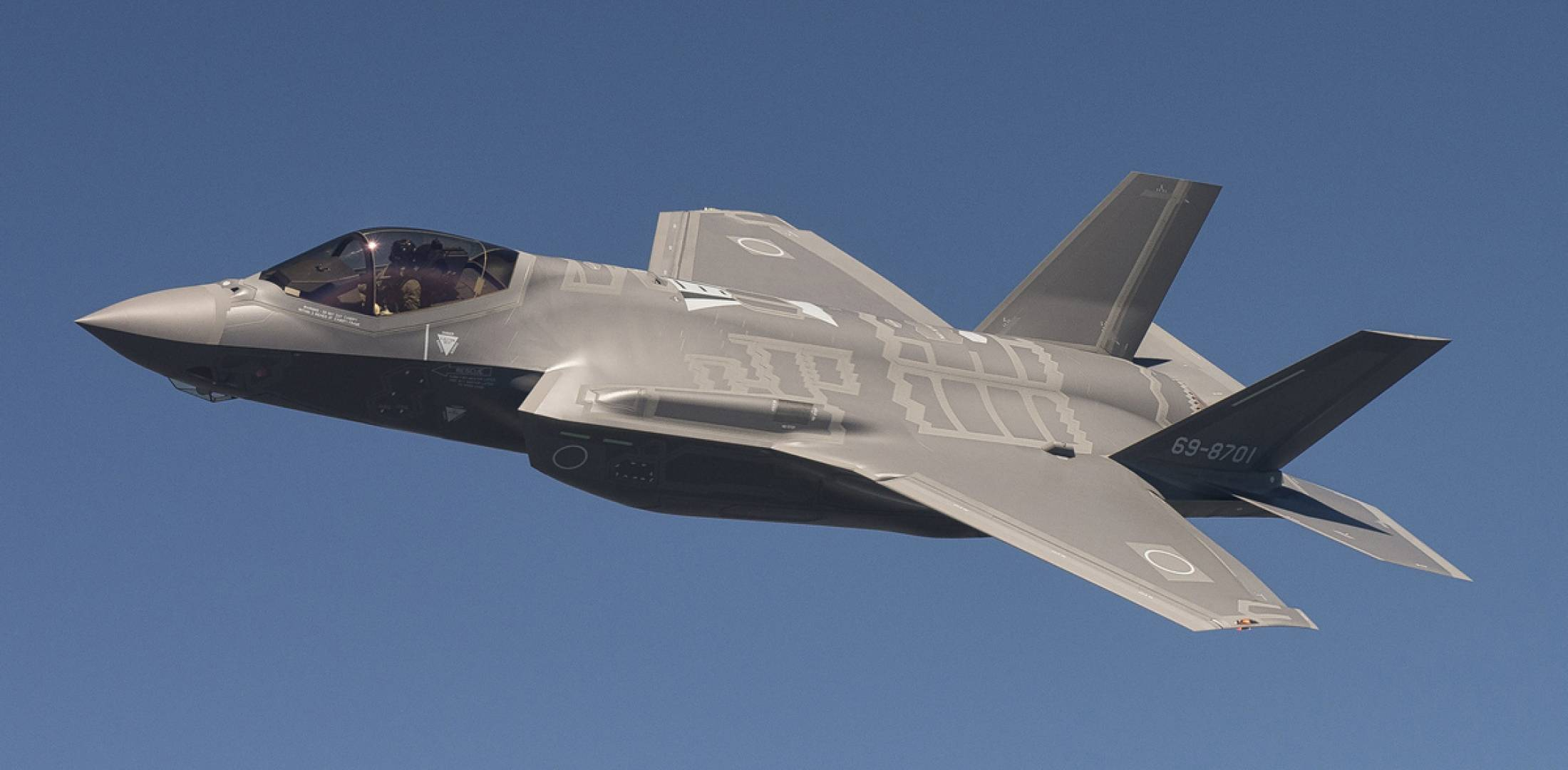 Search Underway for Missing Japanese Pilot Following F-35