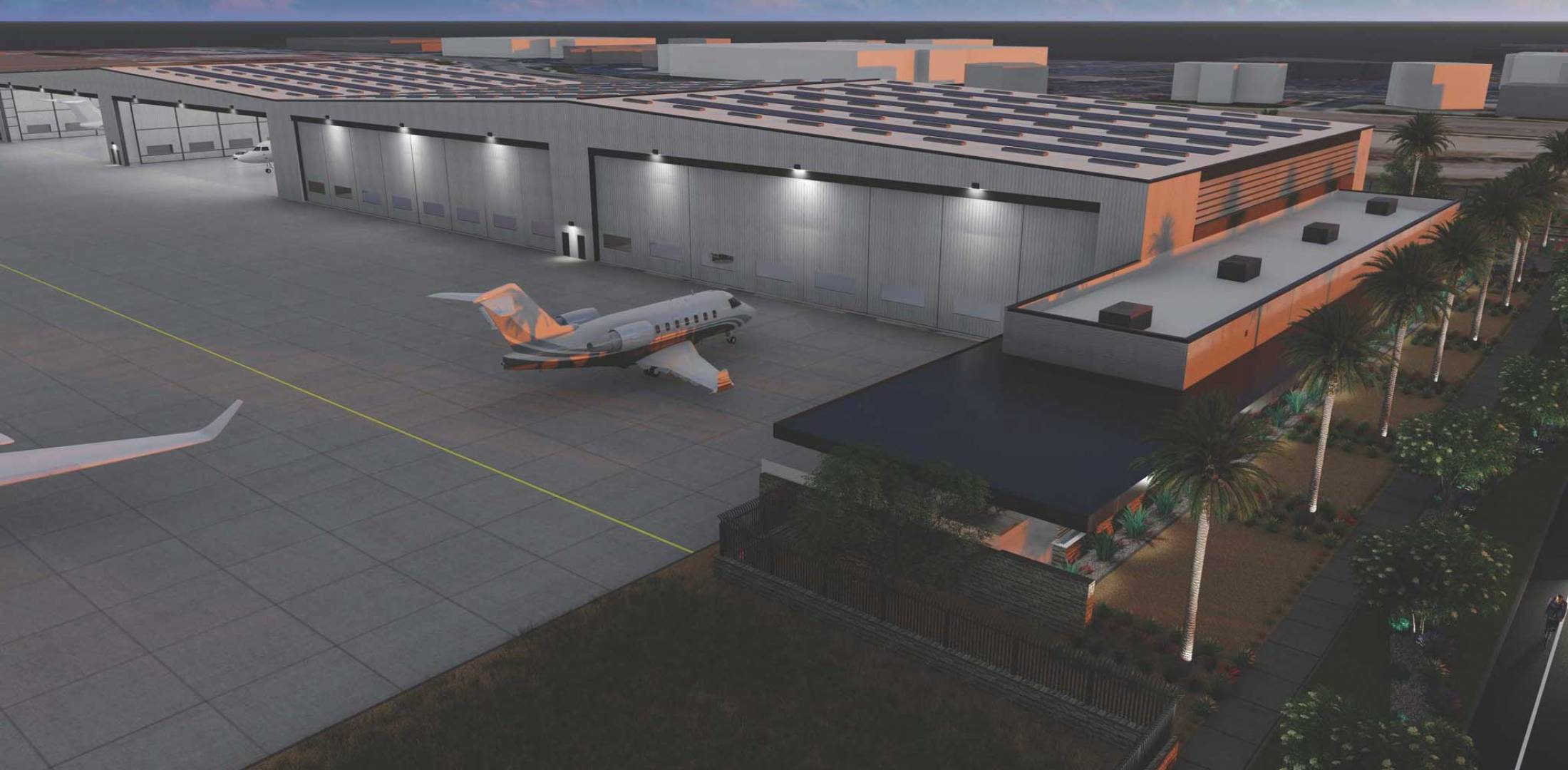 Artis Rendering of planned CloudNine Complex at CMA