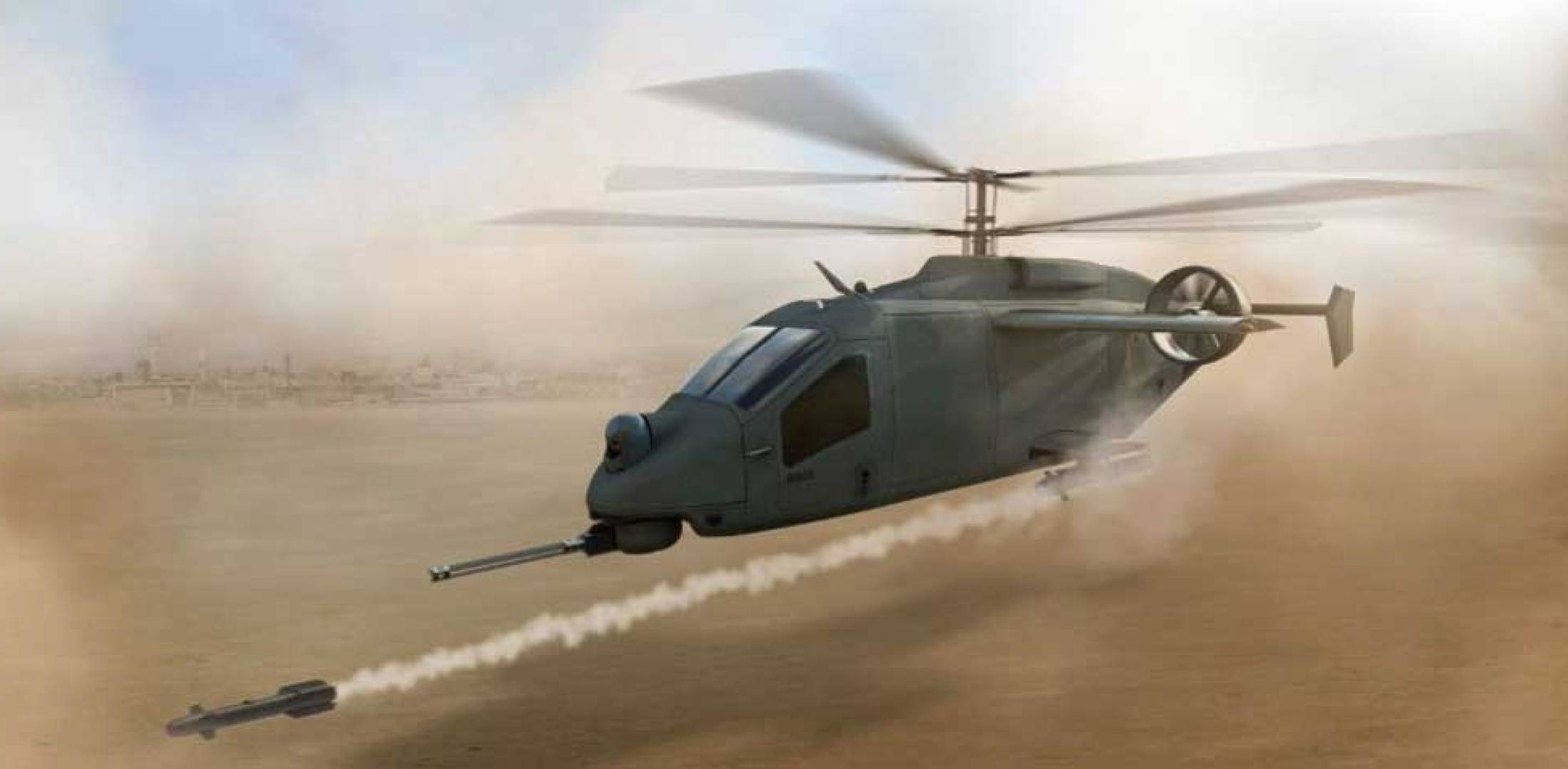 AVX coaxial rotor/ducted fan compound helicopter design