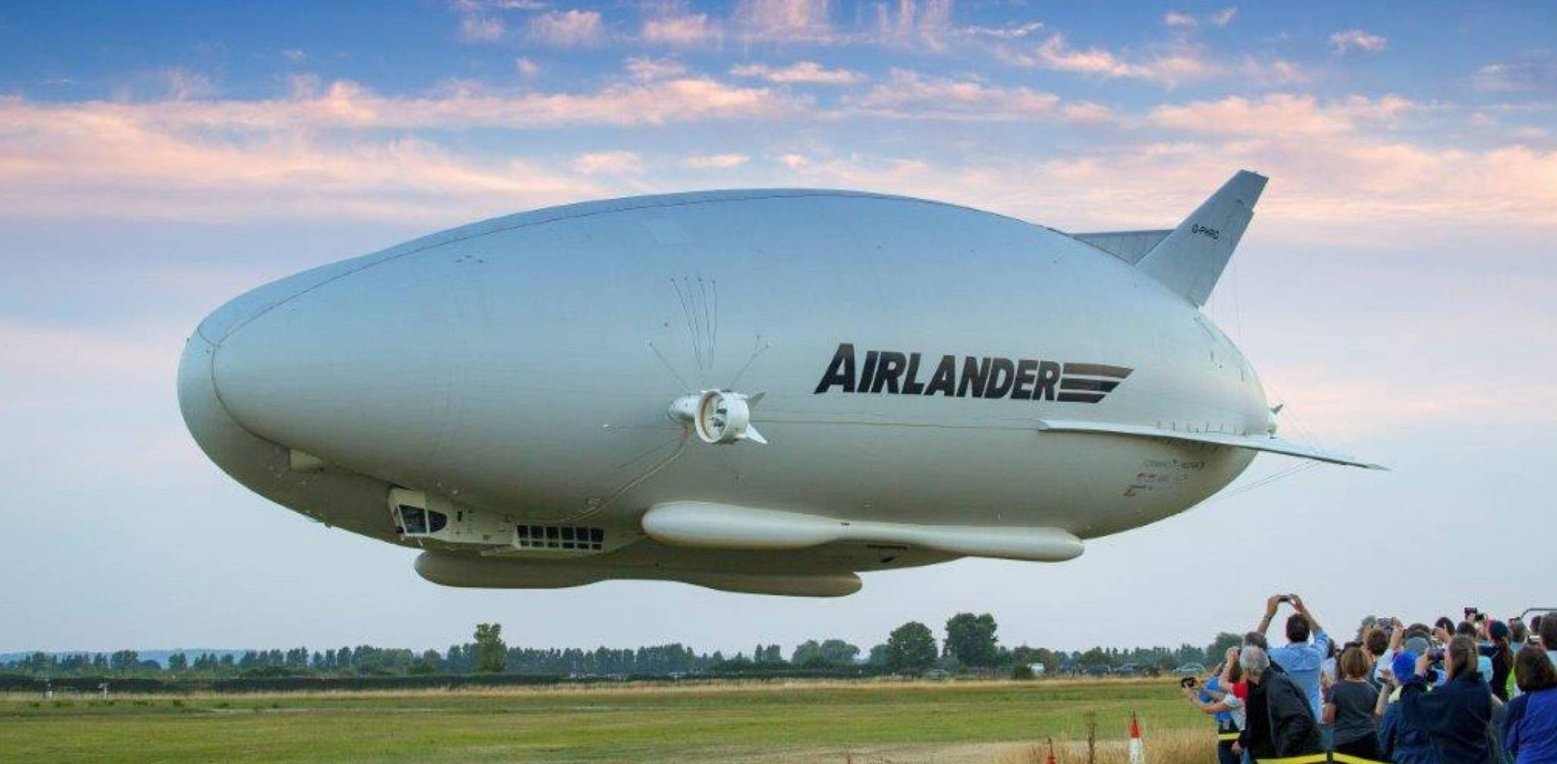 Collins Teams On Electric Airlander Project | General