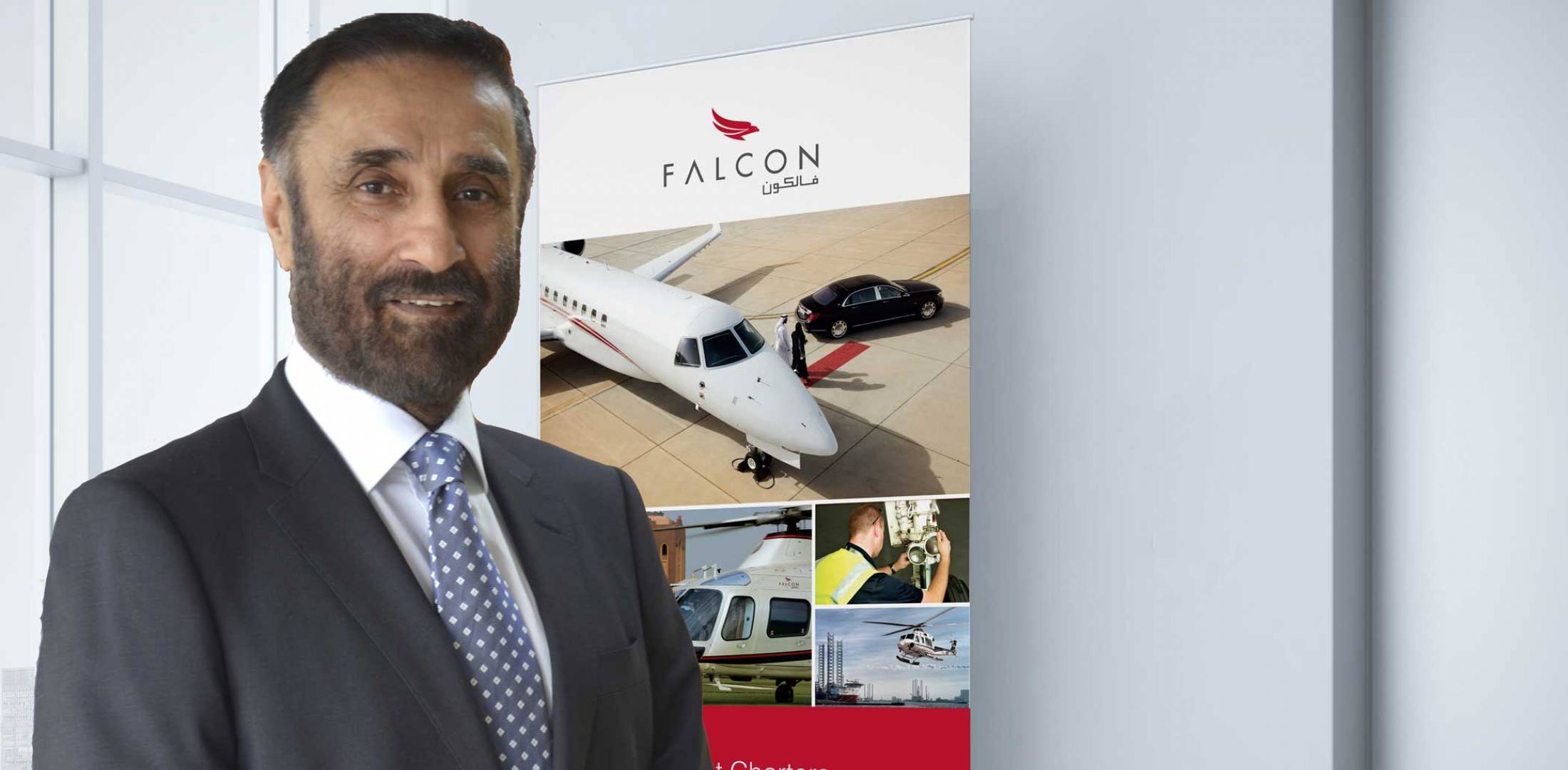 Capt. Raman Oberoi, COO, Falcon Aviation