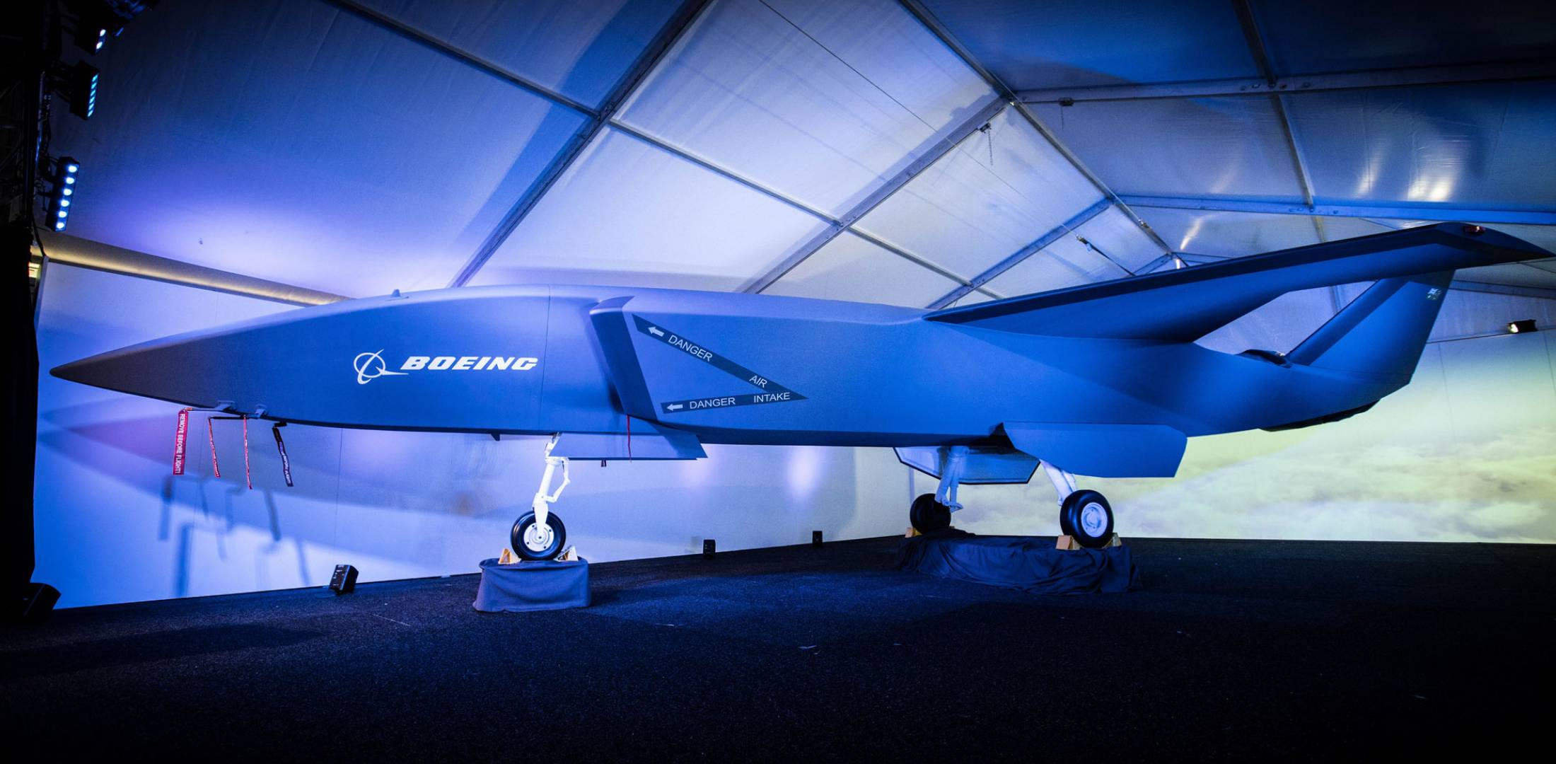 Airpower Teaming System and Boeing