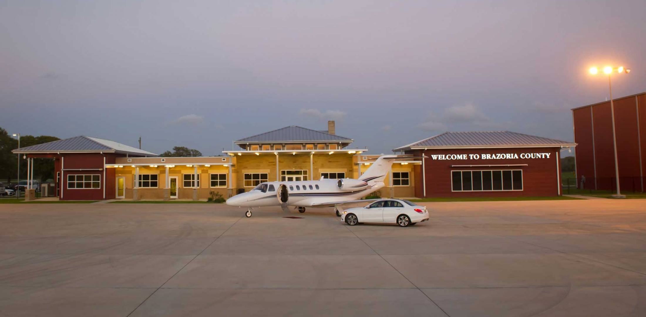 Texas Gulf Coast Regional Airport